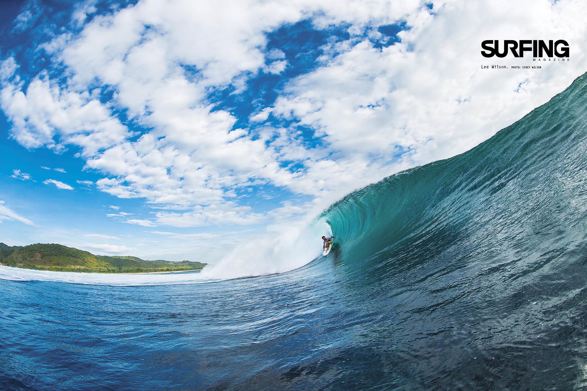 SURFING Wallpaper: Issue 1, 2015