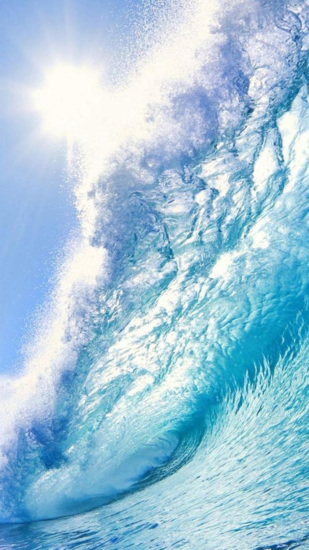 Beach Surf Wave Sea
