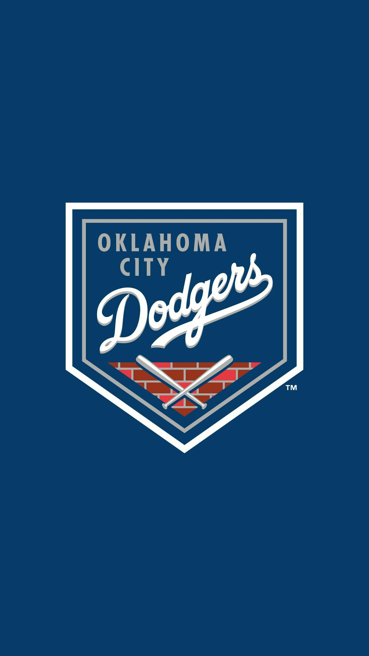 OKC Dodgers Wallpaper