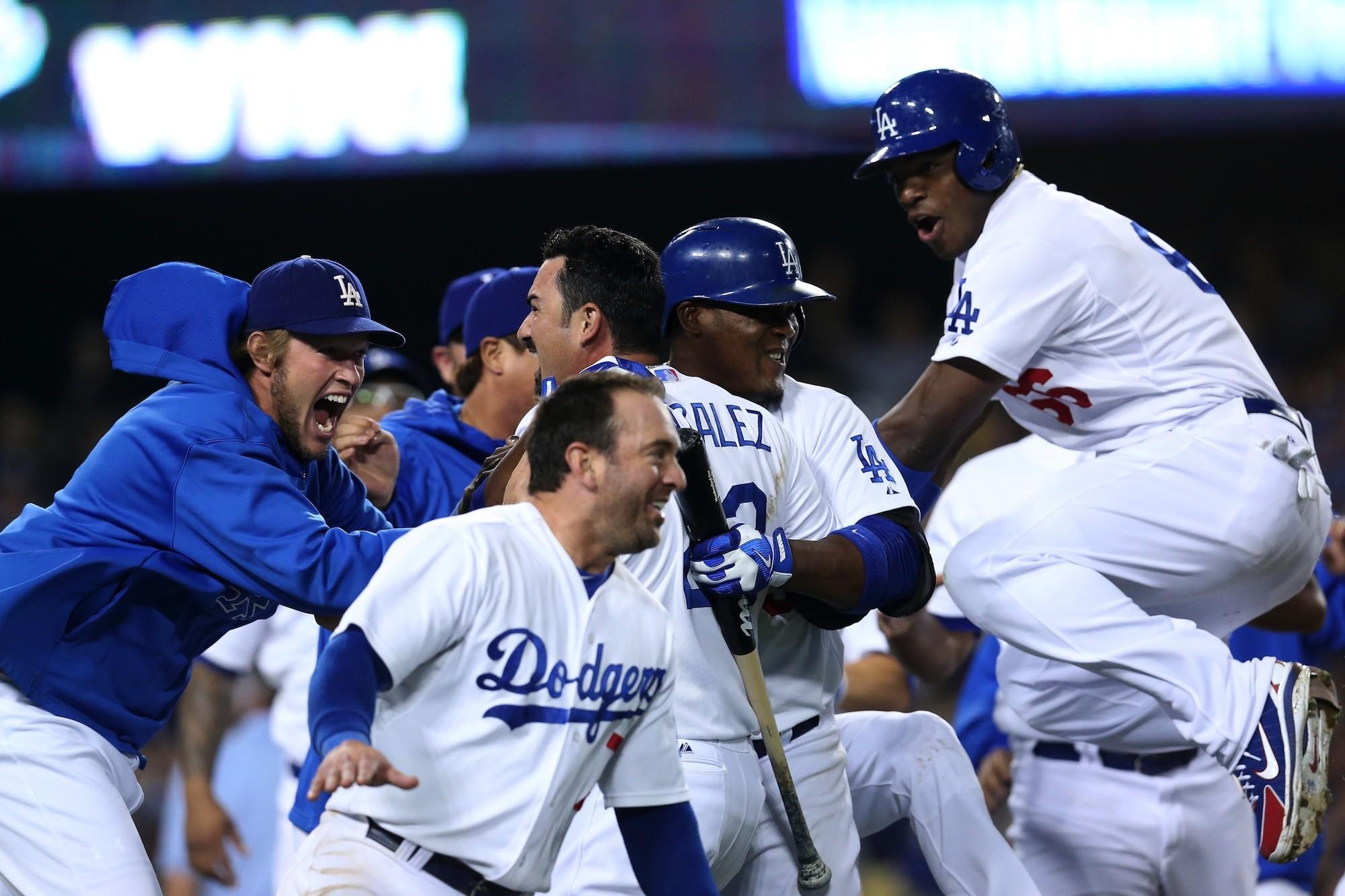 LOS ANGELES DODGERS baseball mlb u wallpaper | | 158555 |  WallpaperUP