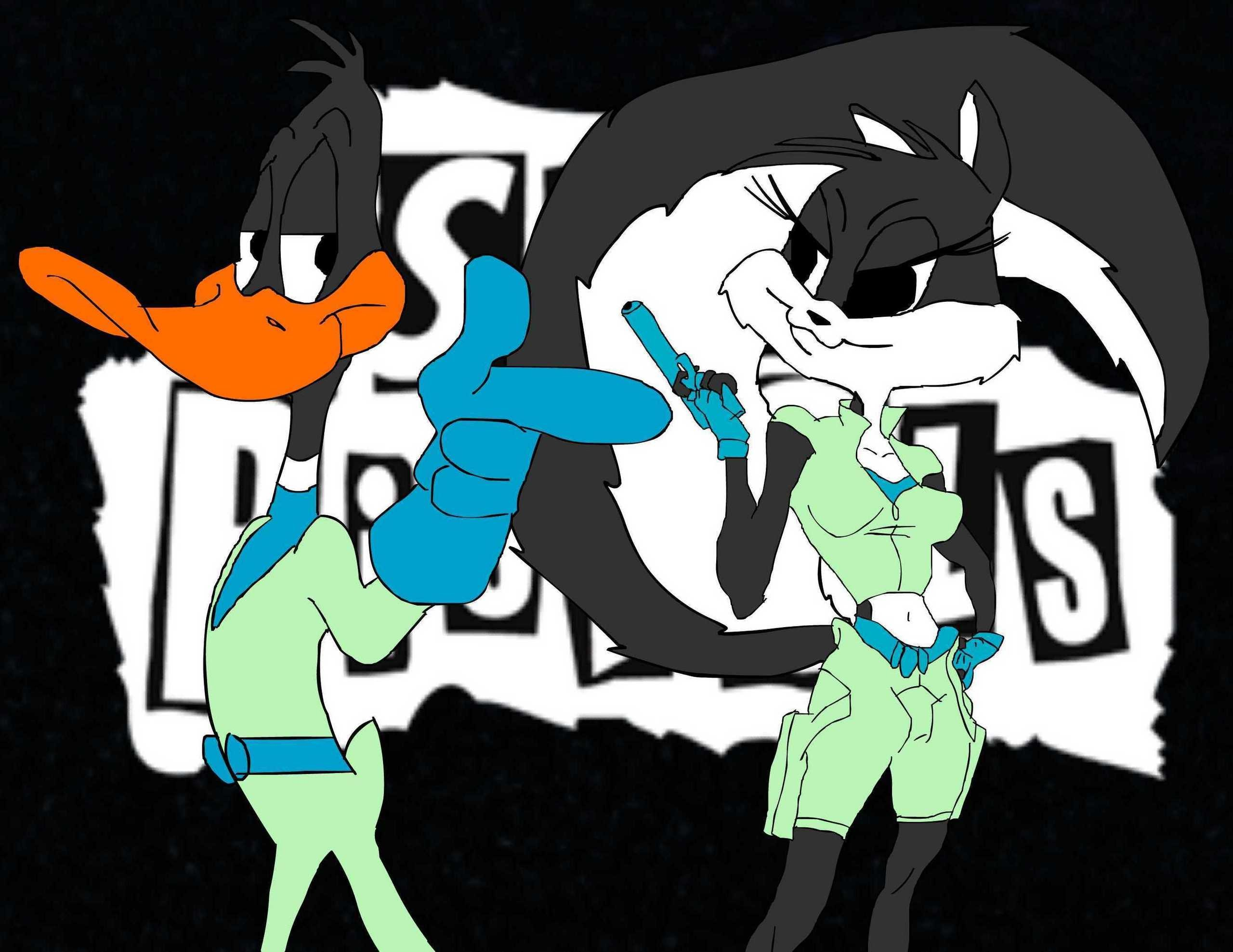 Duck Dodgers images Duck Dodgers Penelope HD wallpaper and background photos