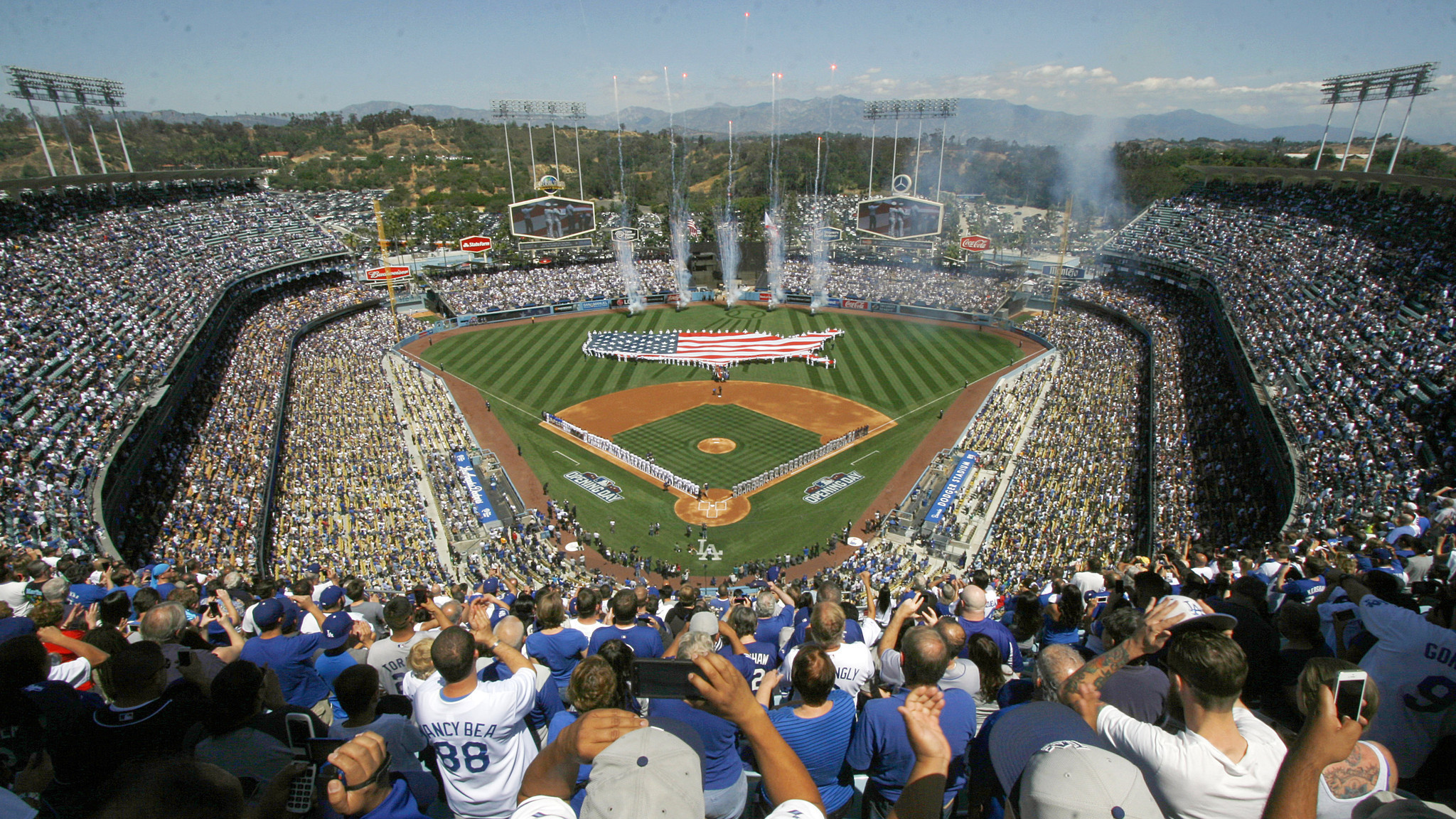 Los Angeles Dodgers Wallpapers – Wallpaper Cave
