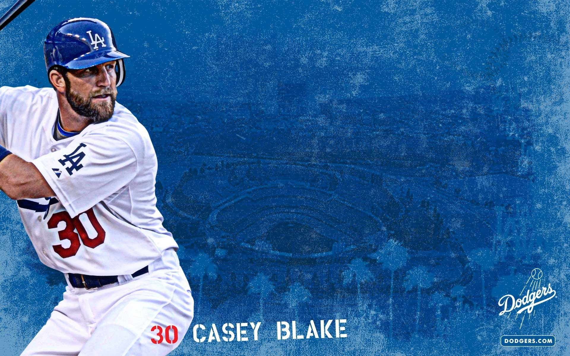 Casey Blake Dodgers