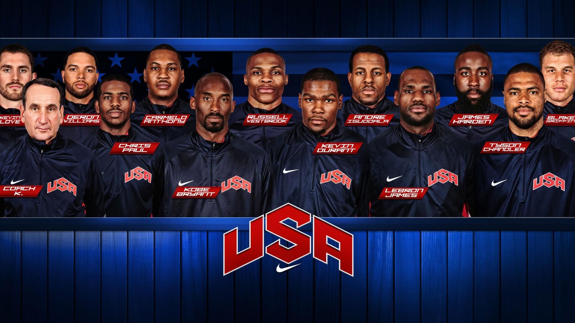 sports team USA NBA basketball Olympics Dream Team Olympic Games .