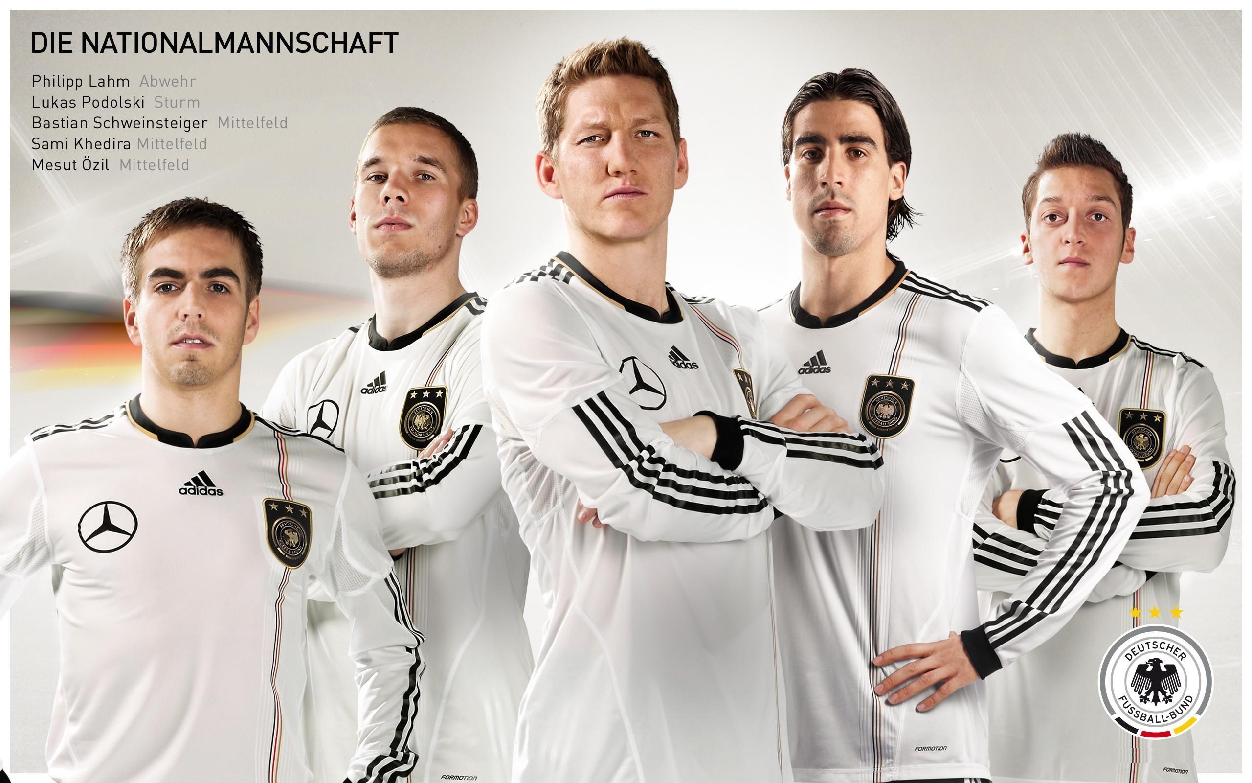 Die Mannschaft Wallpaper