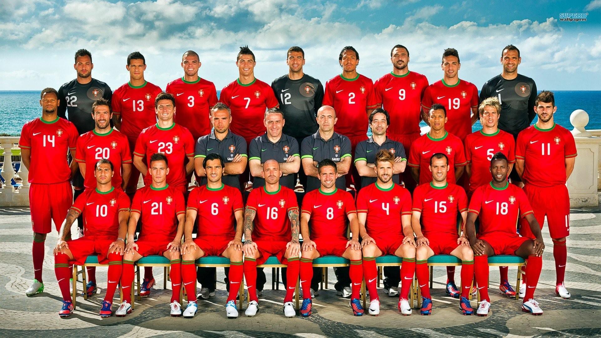 sports soccer Portugal Portugal National Football Team