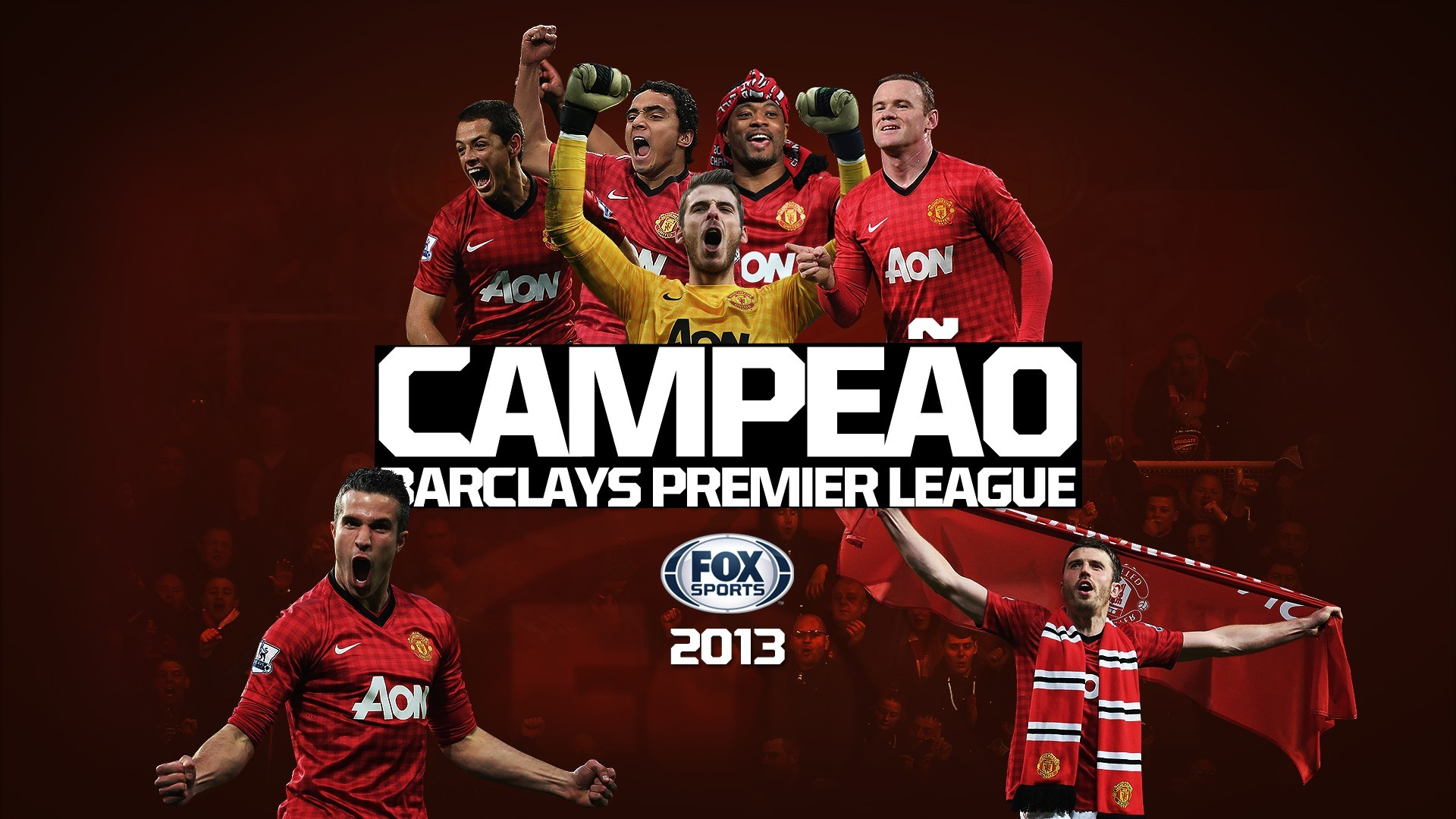 Football Manchester United Fc Red Devils Champions Teams Utd Premier League  Soccer Sports #wallpapers #