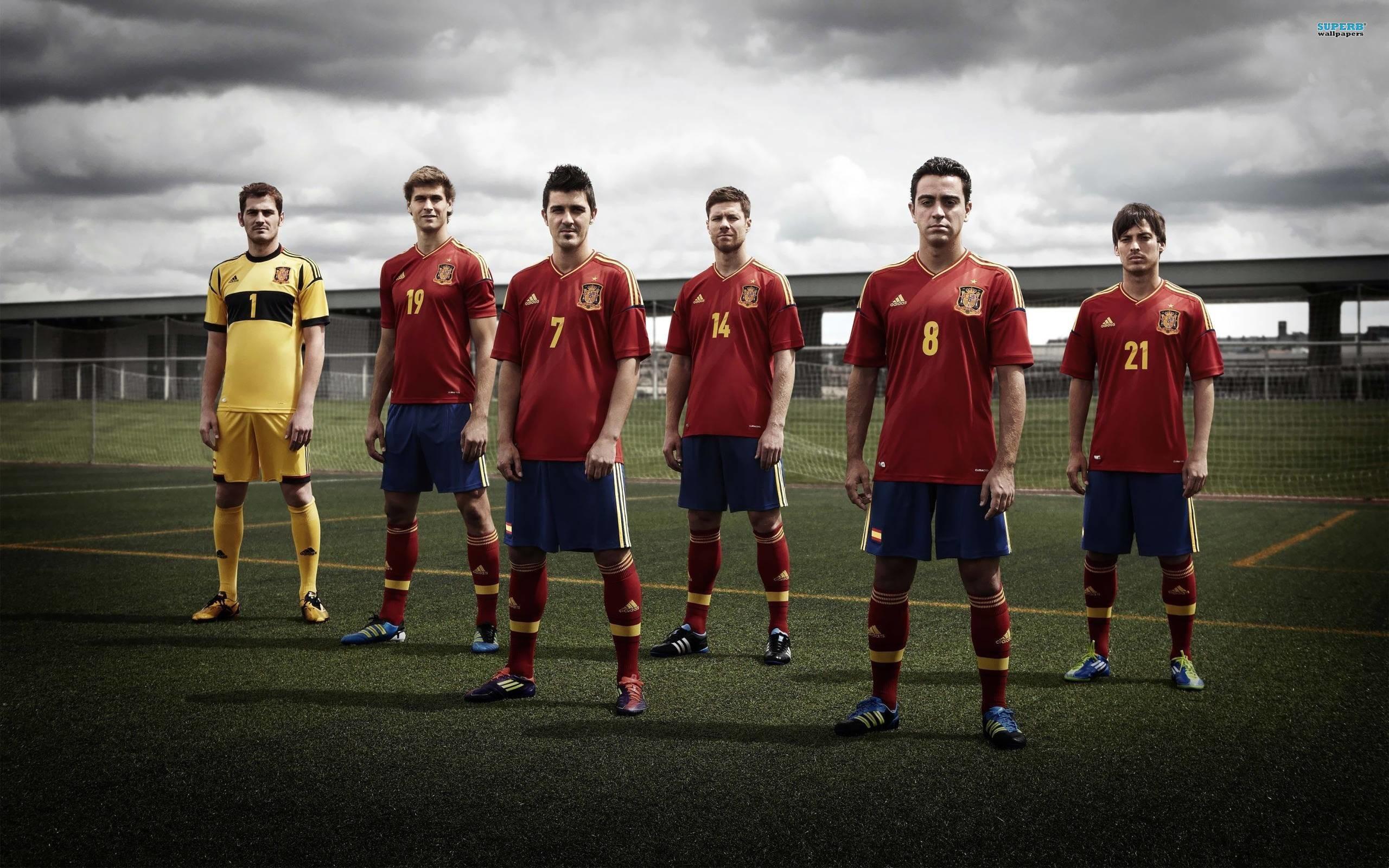 Spain national football team 2012 wallpaper – Sport wallpapers – #