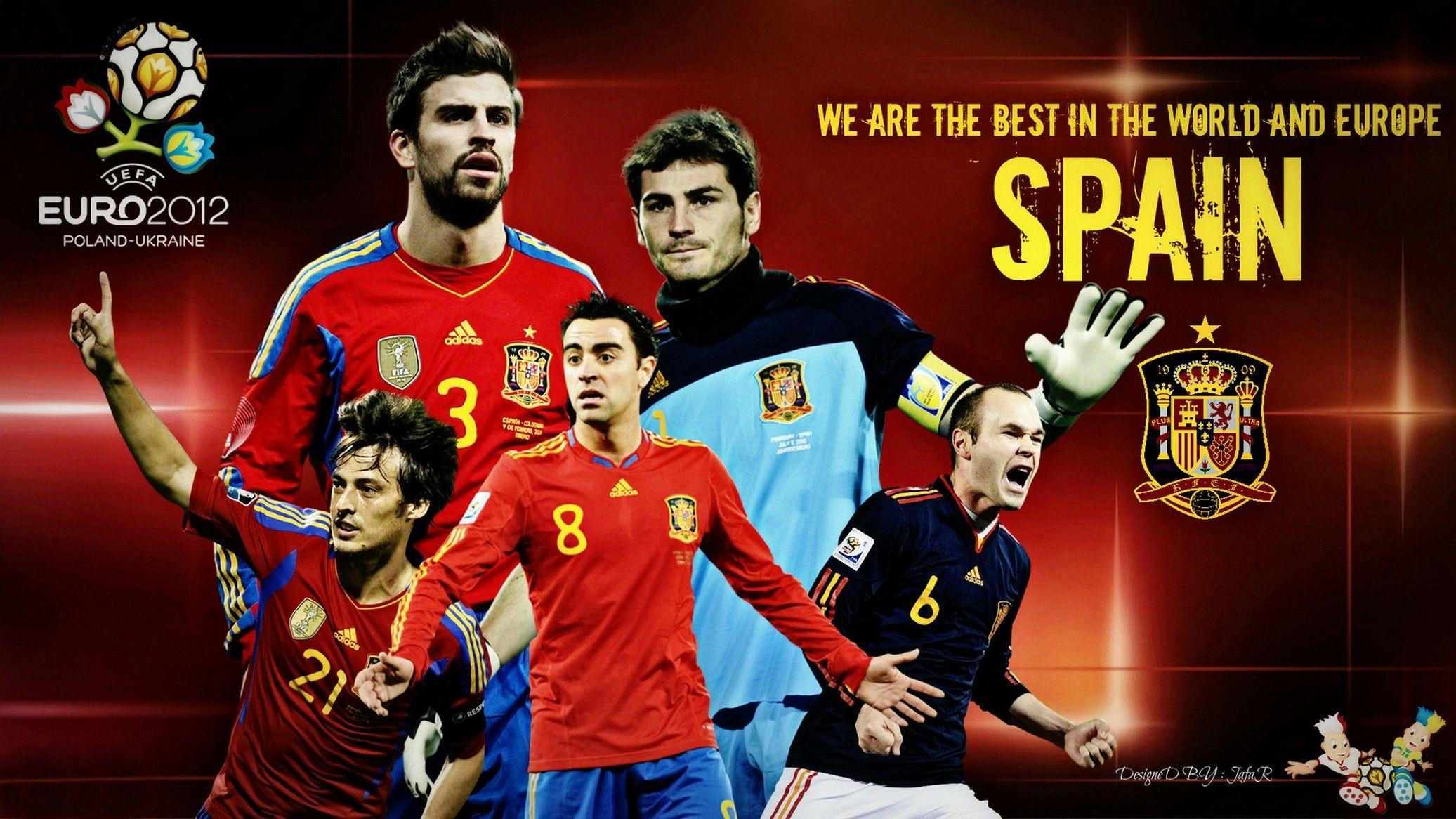 Wallpaper, Images For > Spain Football Logo Wallpaper Spain .
