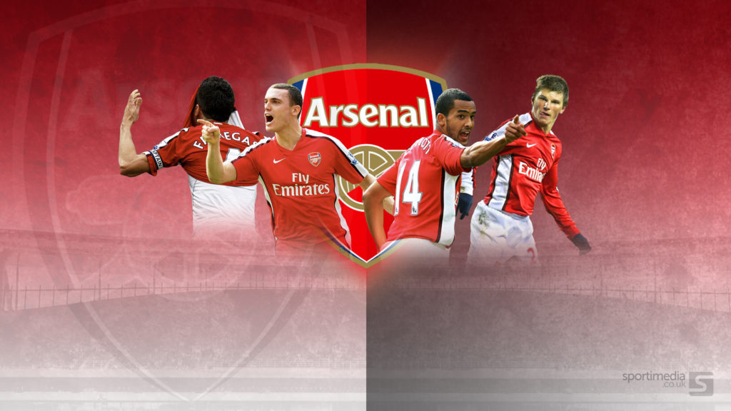 Arsenal F.C. Strikers Wallpaper – Football HD Wallpapers