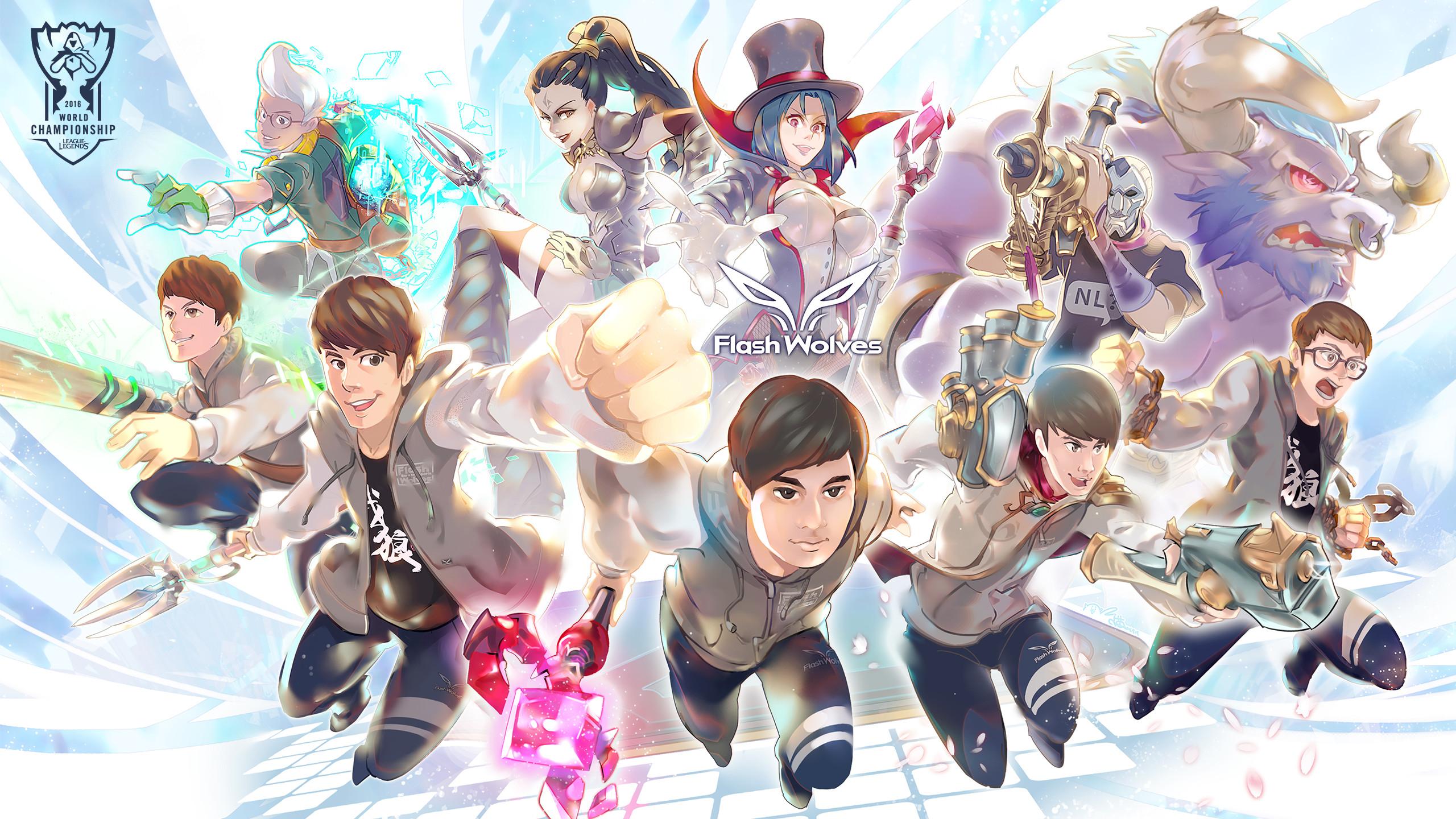 AHQ e-Sports Club by Loiza