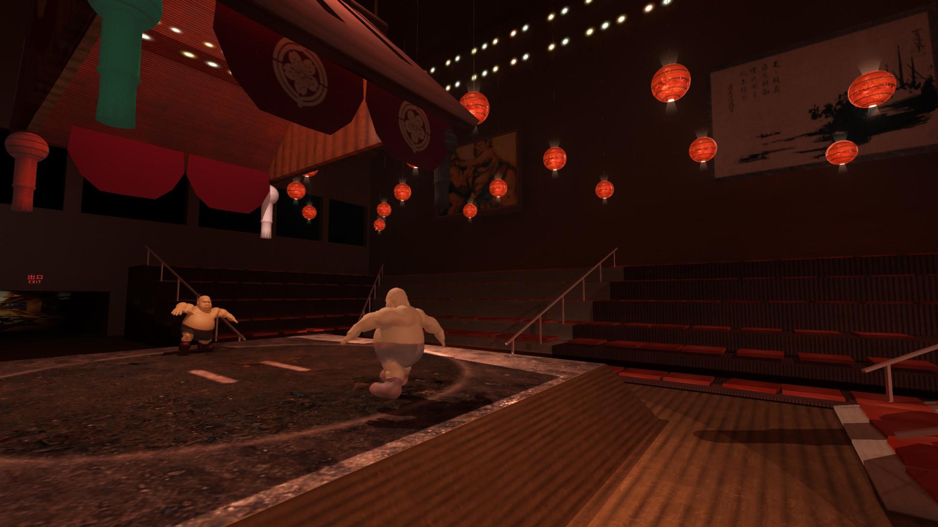 Wrestling Ring Wallpaper Sumo wrestling ring by