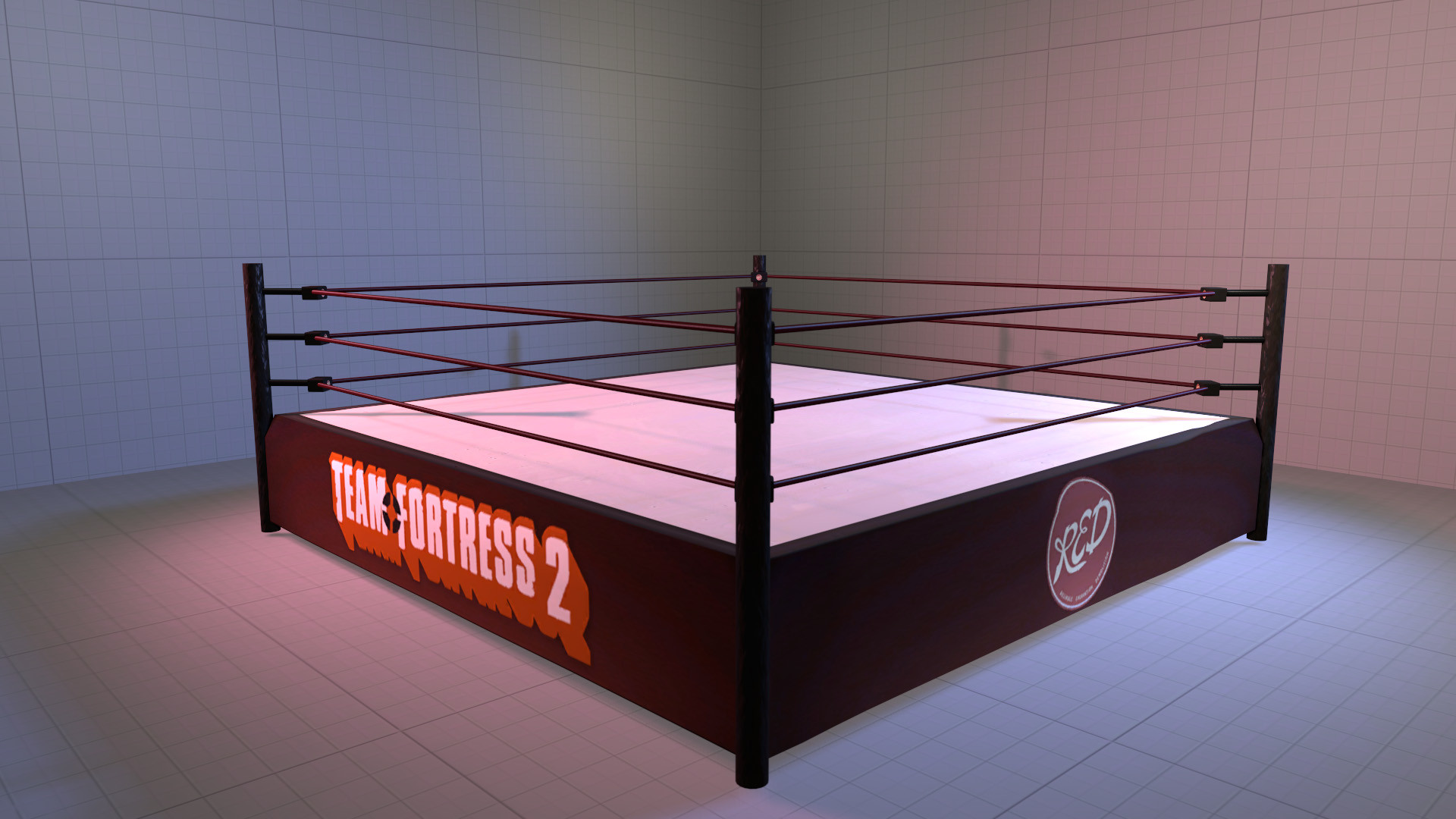 Image of: The WWE Ring Bed Picture