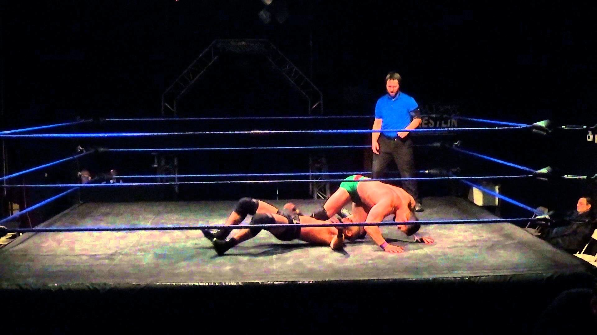 Cutta Crosby – Premier Pro Wrestling PPW #74 – 1/16/16