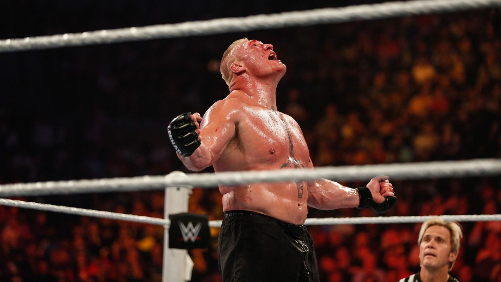 Brock Lesnar Dethrones John Cena As Highest-paid Wrestler in 2017 According  to Forbes