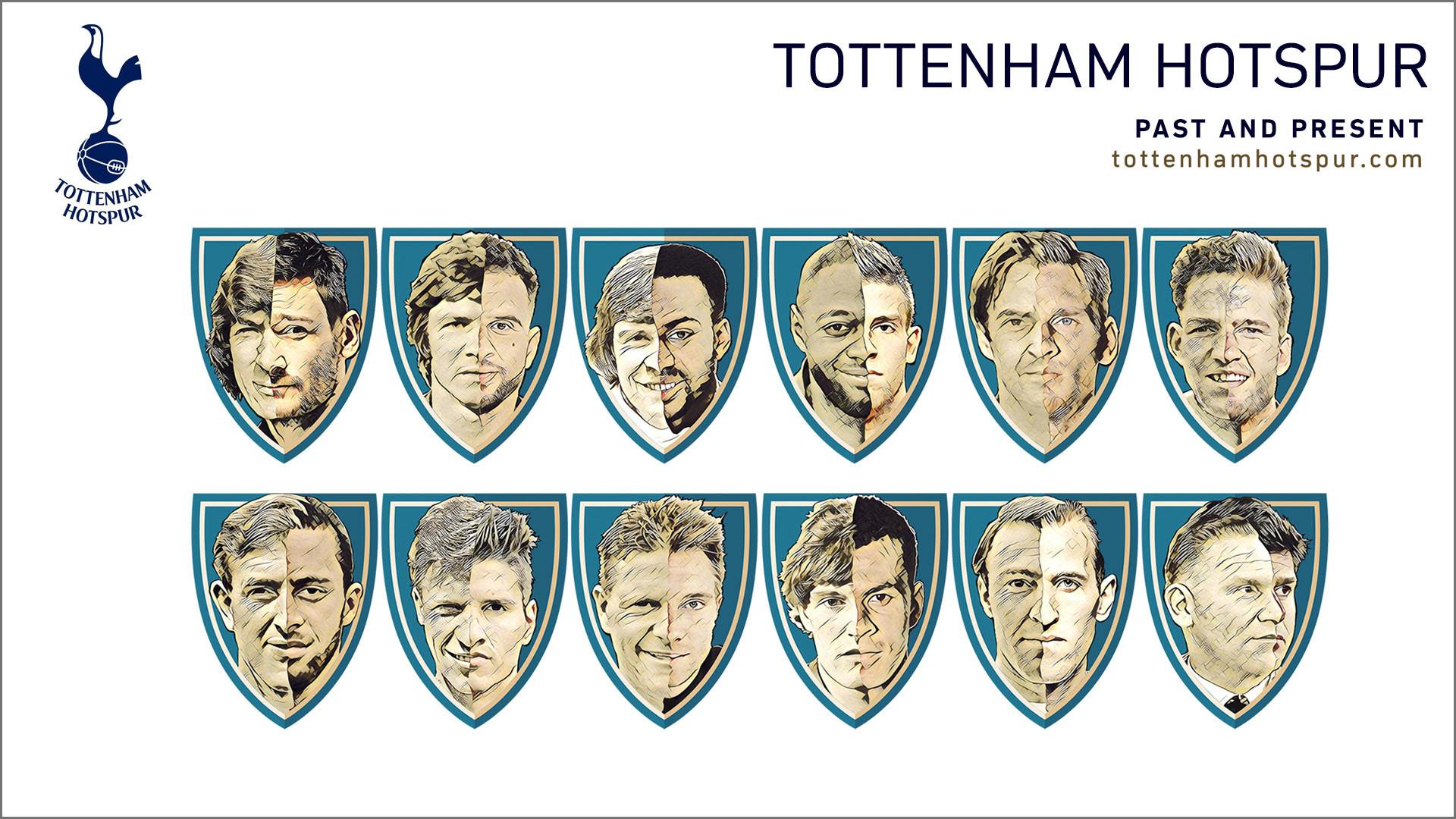 Past and Present – Tottenham Hotspur