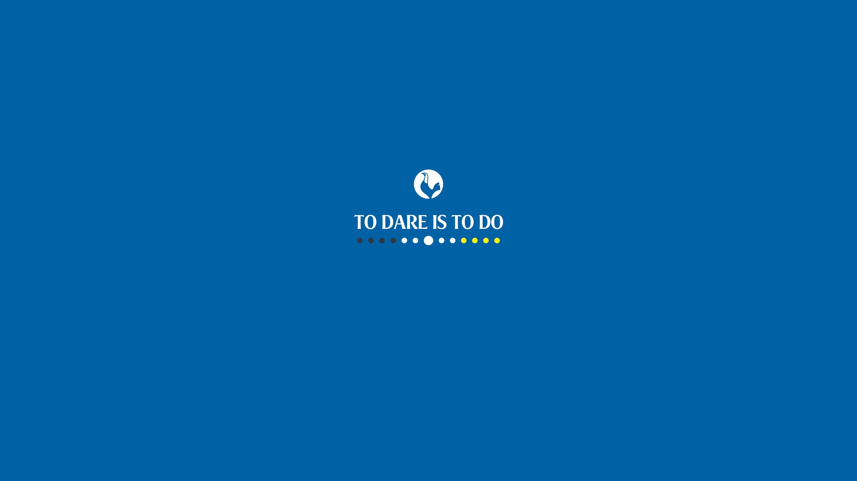 "To Dare Is To Do : simple ""Tottenham Hotspur"" wallpaper by Hamzah Zein"