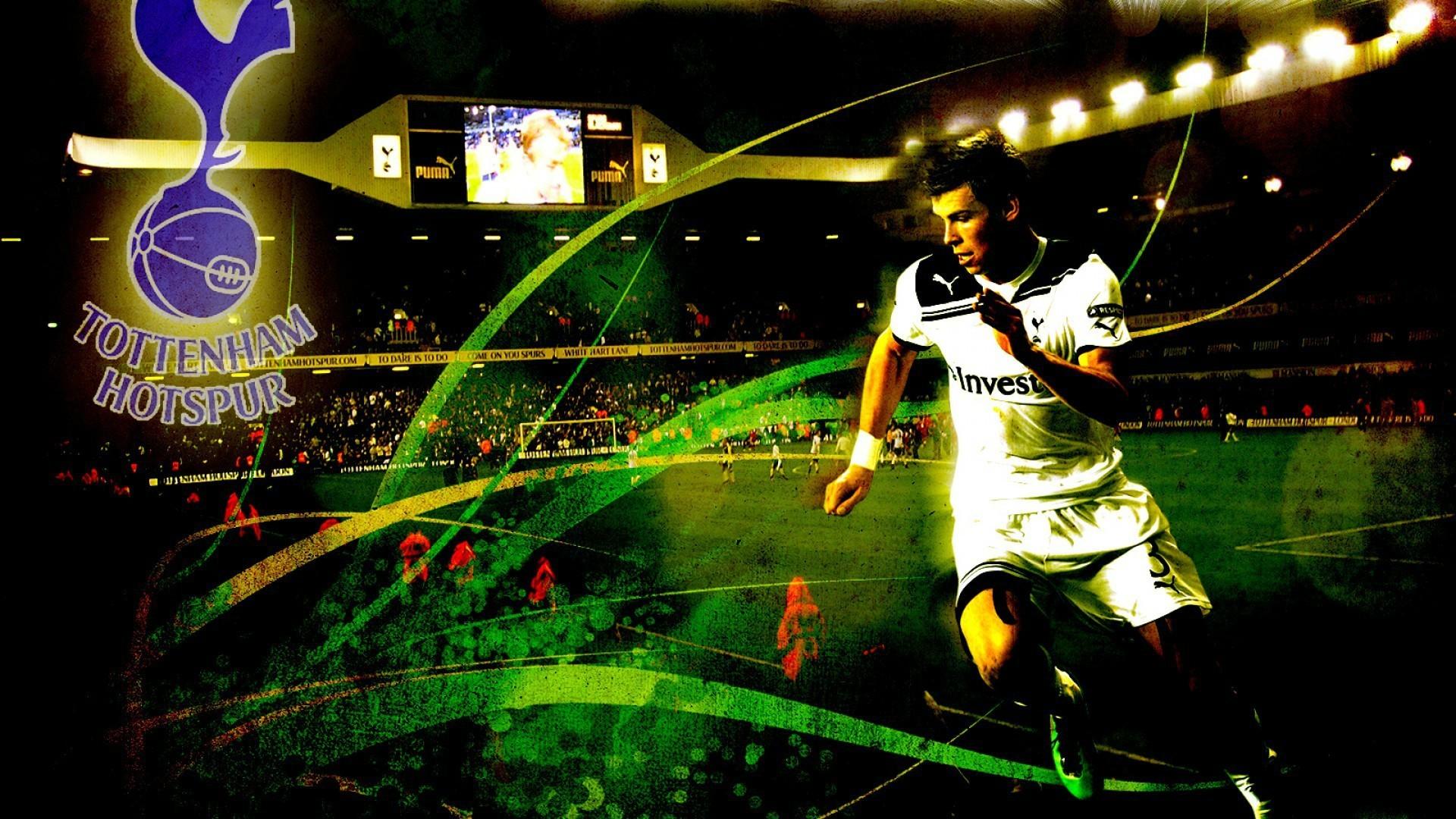 Gareth Bale Tottenham Hotspur Wallpaper High Quality