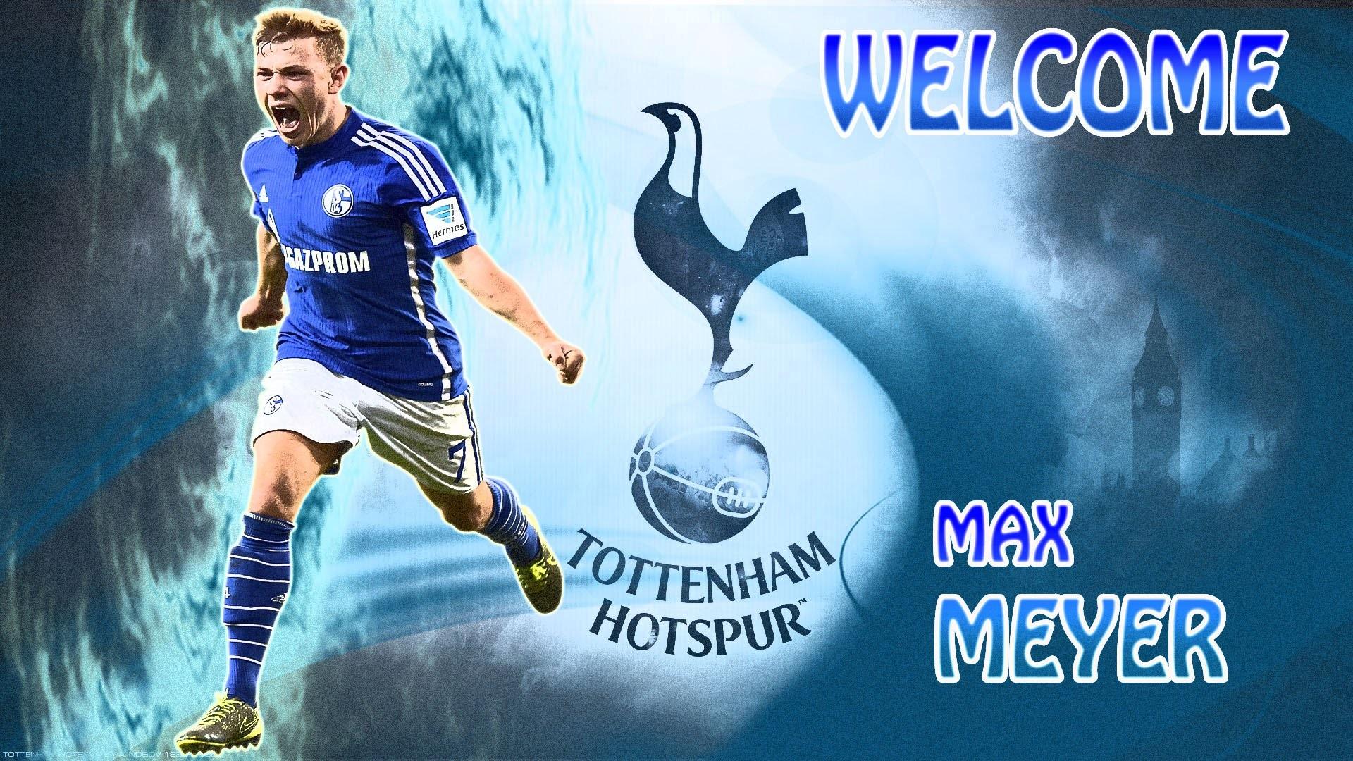 Max Meyer/ Transfer/ Tottenham Hotspur target 2016/2017