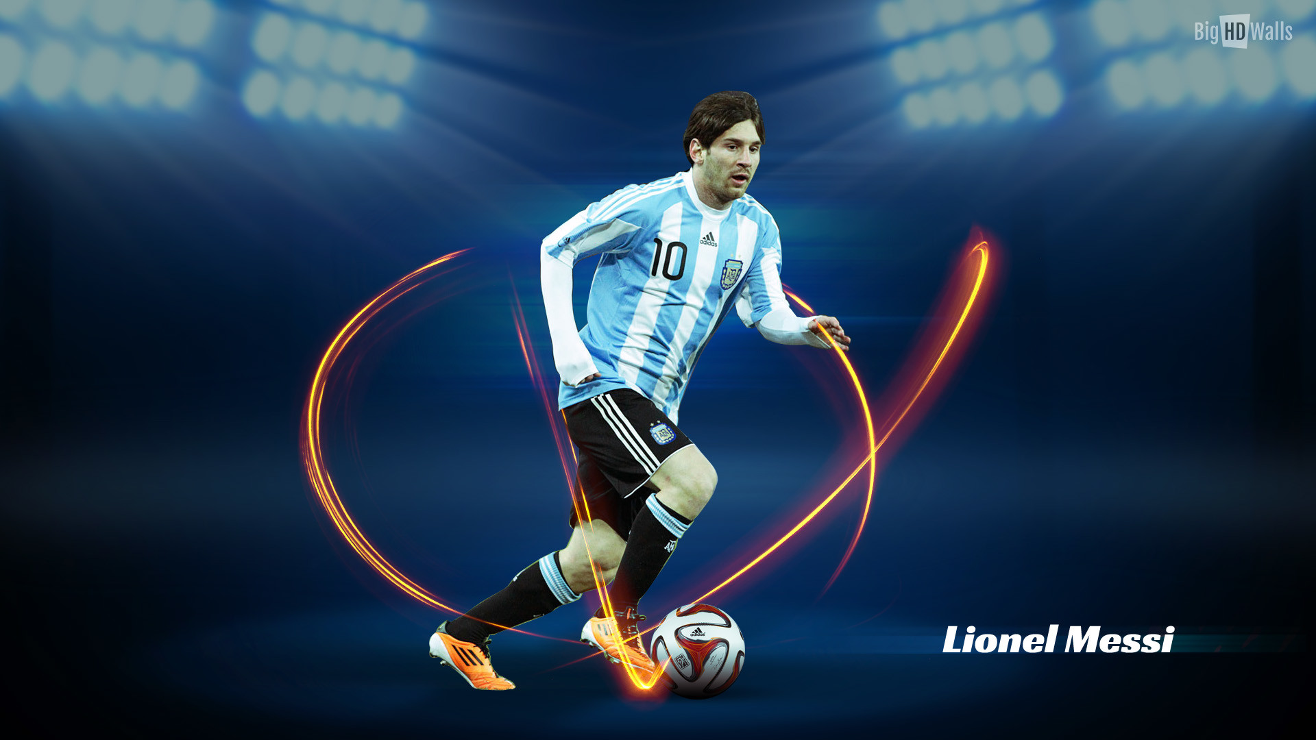 Lionel Messi Argentina FIFA World Cup 2014 wallpapers Messi Argentina HD  2015 Wallpaper