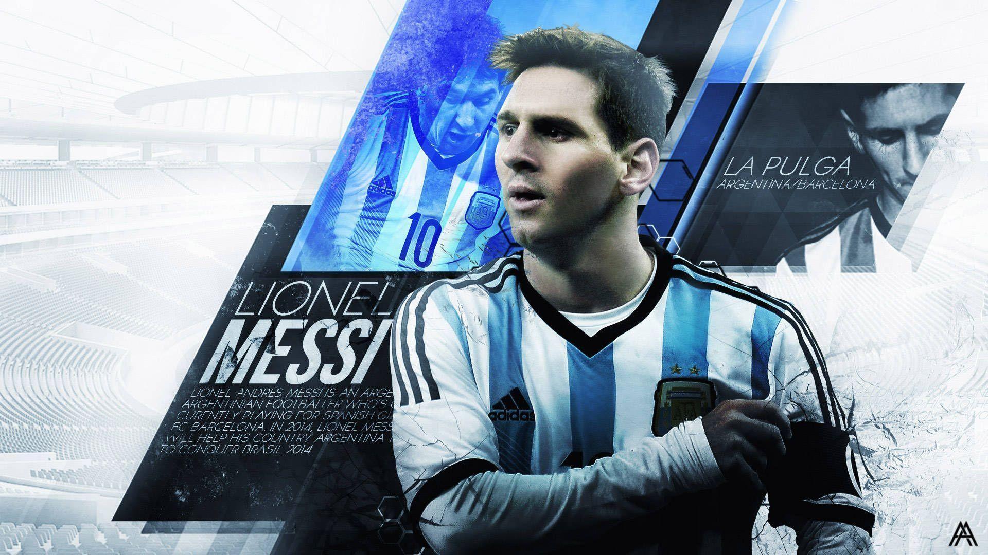 Lionel Messi Wallpaper HD – Soccer Desktop