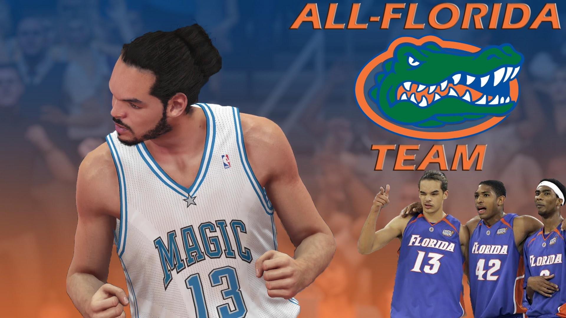 NBA 2k14 MyTeam   All-University of Florida Team – Joakim Noah! (NBA 2k14  My Team) (NBA 2K14 MyTeam) – YouTube
