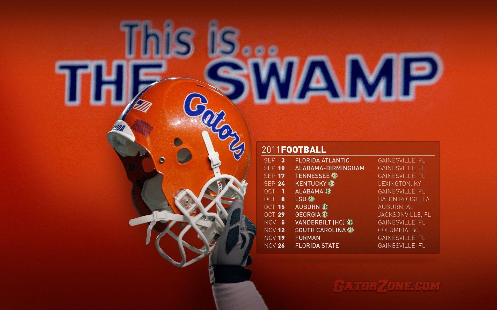 FLORIDA GATORS college football wallpaper     595494 .