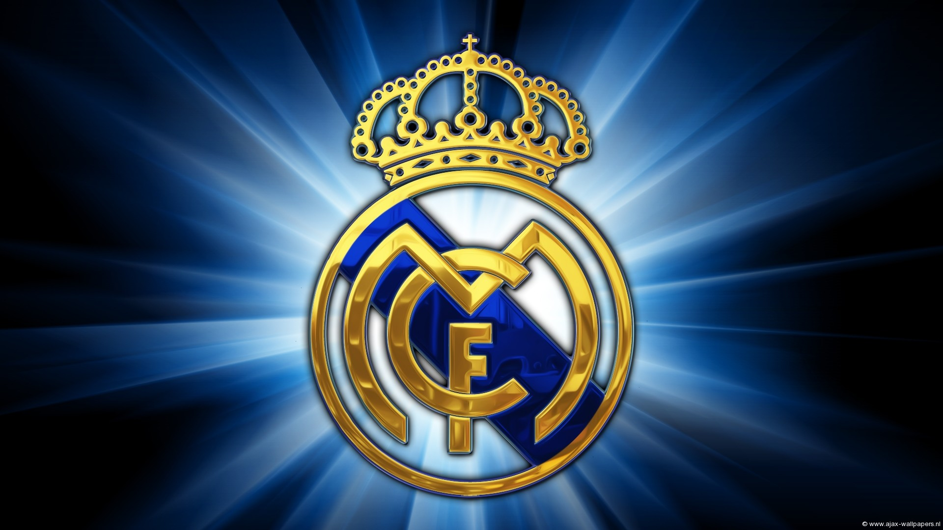 Cristiano Ronaldo Real Madrid HD desktop wallpaper