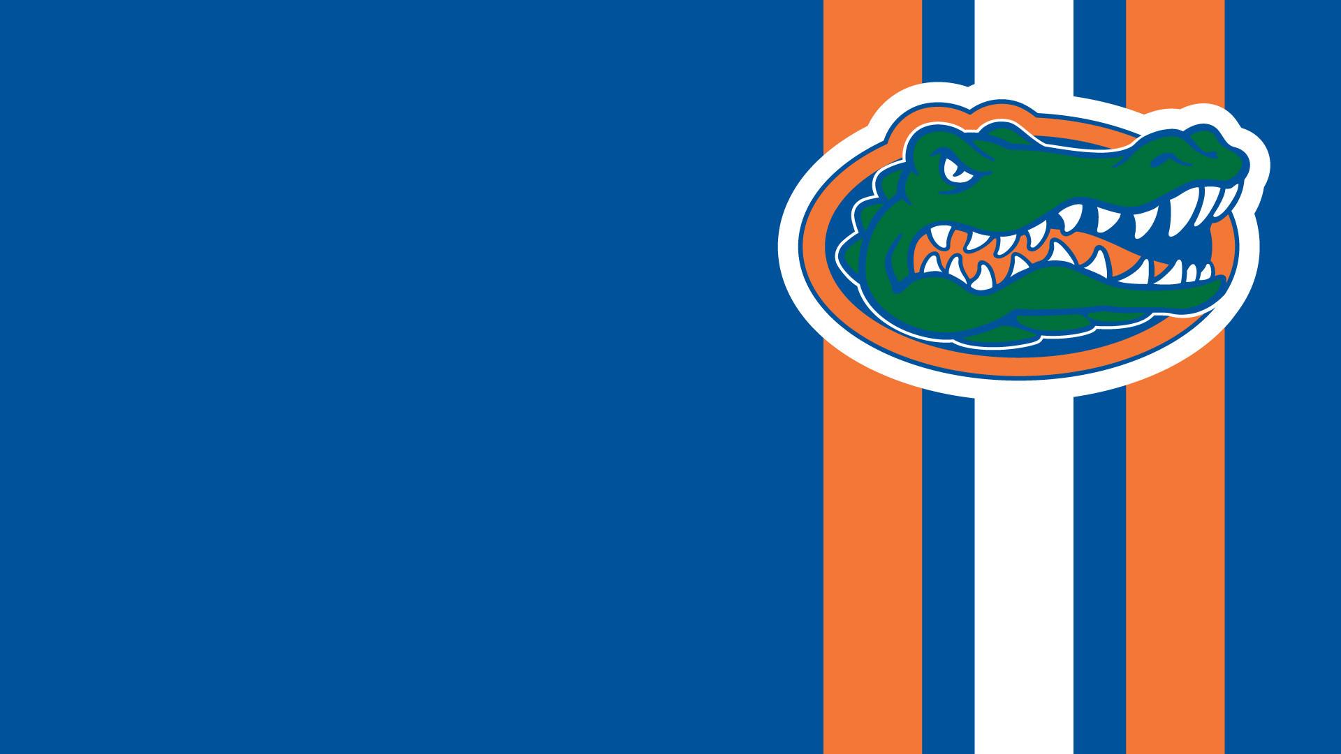 Gatorhead Striped   Florida Gators Wallpaper