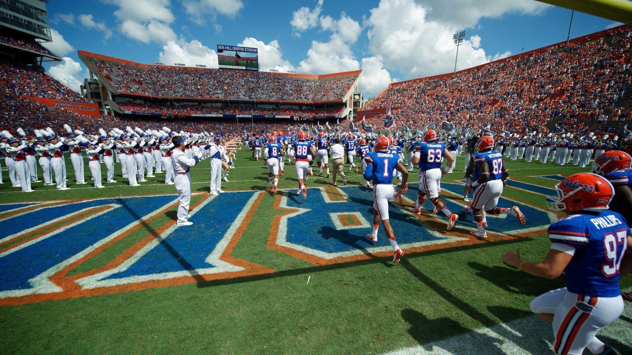 Florida Gators Wallpaper HD   Pixels Talk