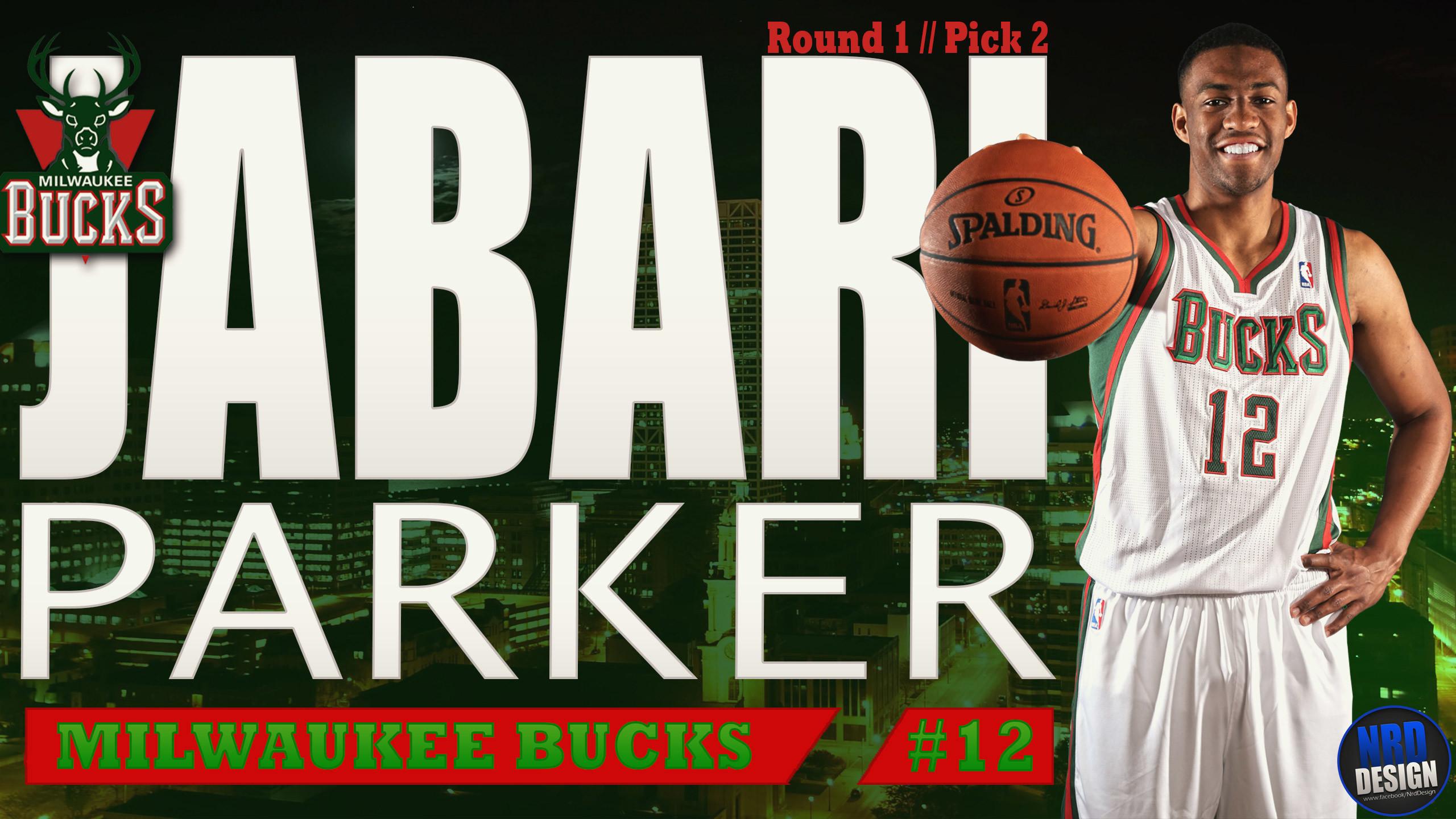 Jabari Parker 2014 Milwaukee Bucks Wallpaper
