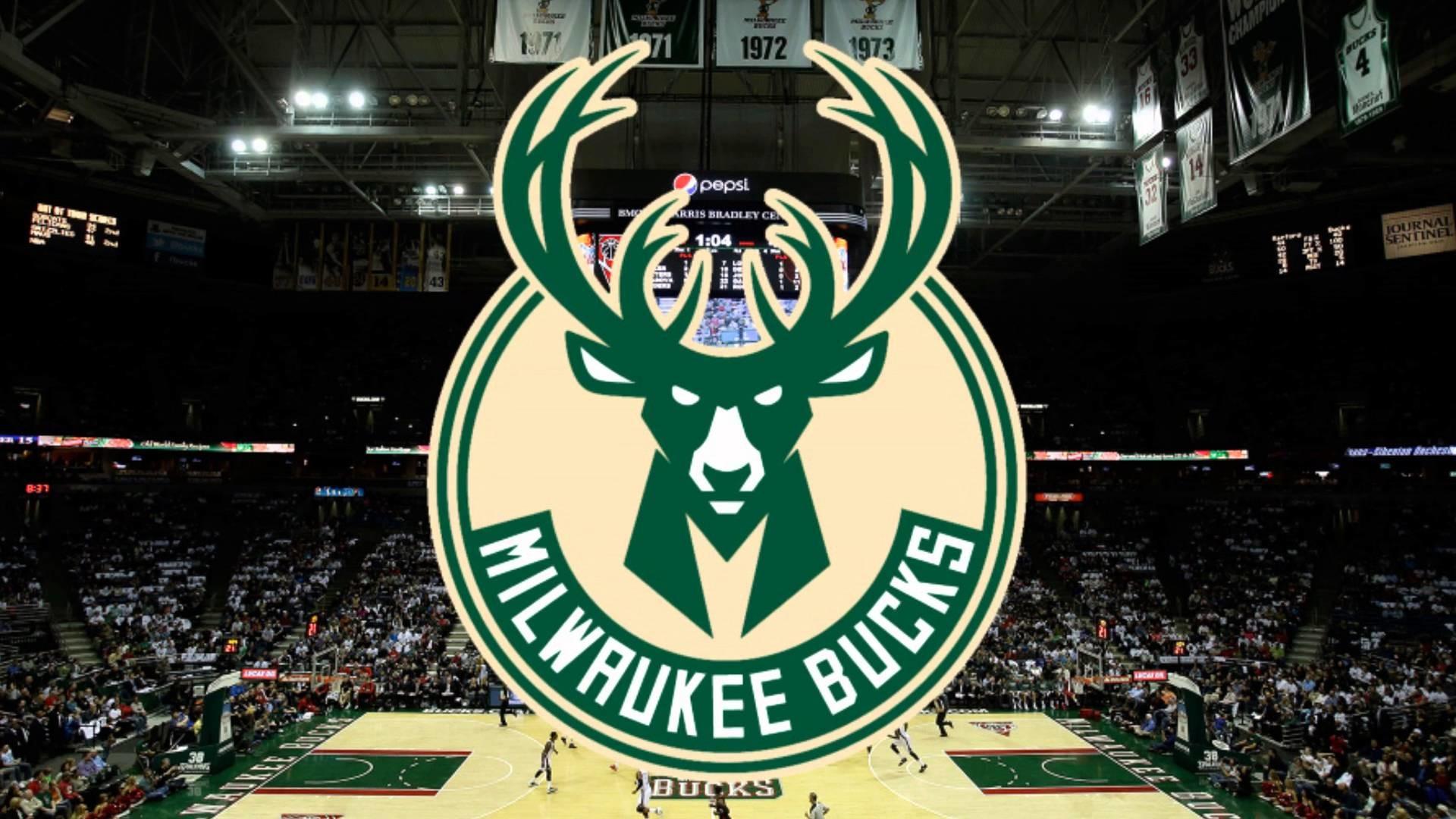 63+ Milwaukee Bucks Wallpaper New Logo