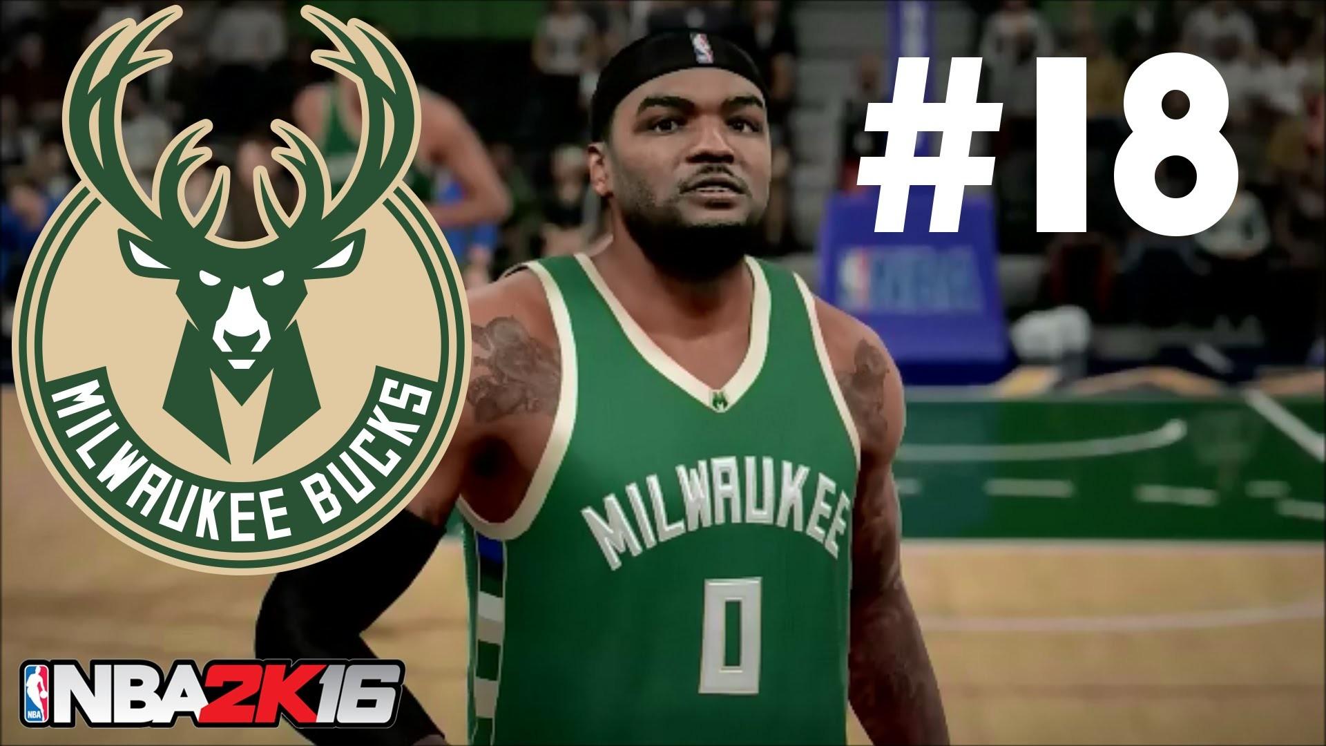 NBA 2K16 Milwaukee Bucks MyLeague | Gordon Hayward's Time?!? | Episode 18 –  YouTube
