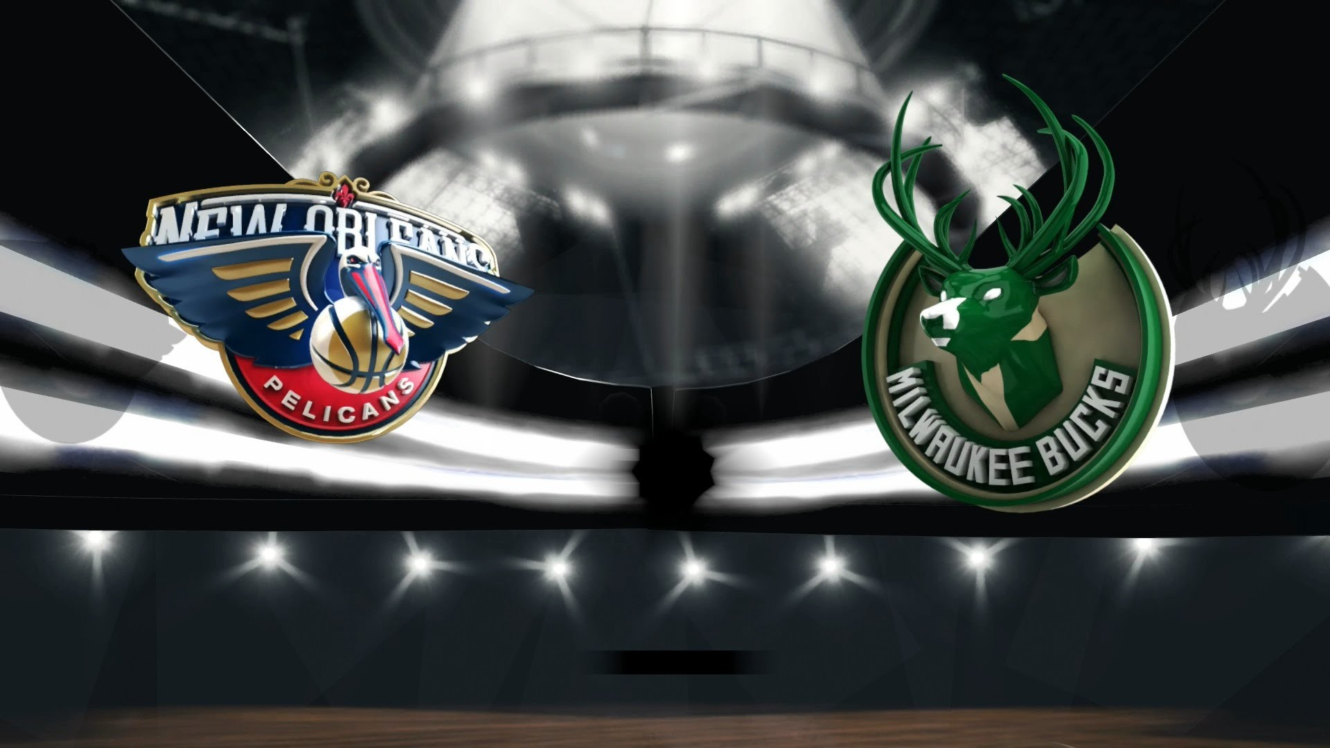 NBA 2K17 Gameplay – New Orleans Pelicans vs Milwaukee Bucks Full Game (PS4)