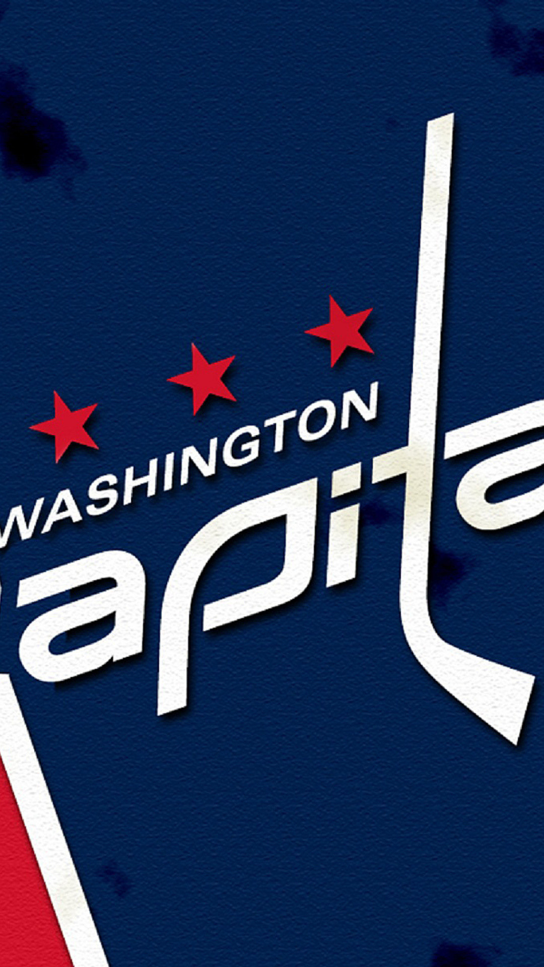 Washington Capitals NHL Wallpaper for iPhone 6 Plus