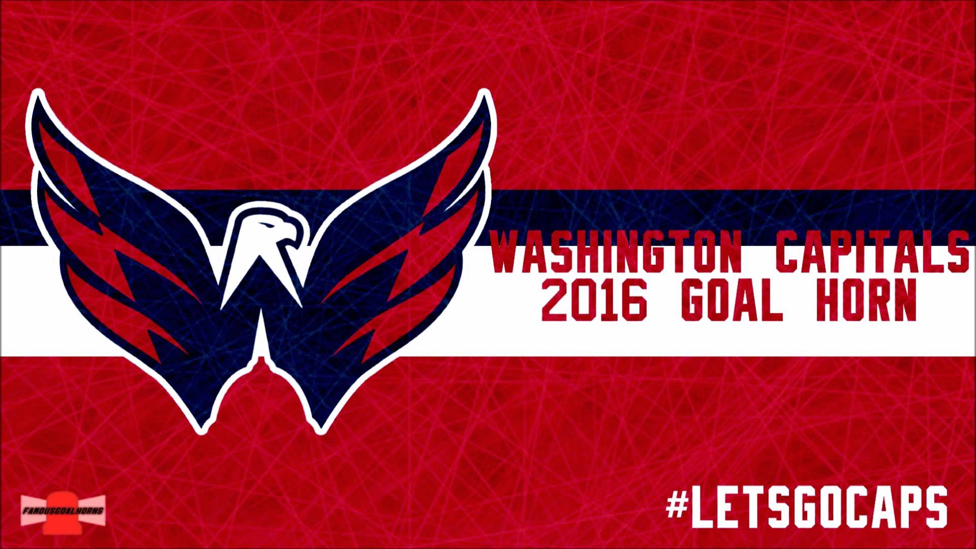 Washington Capitals 2016 Goal Horn (OUTDATED)
