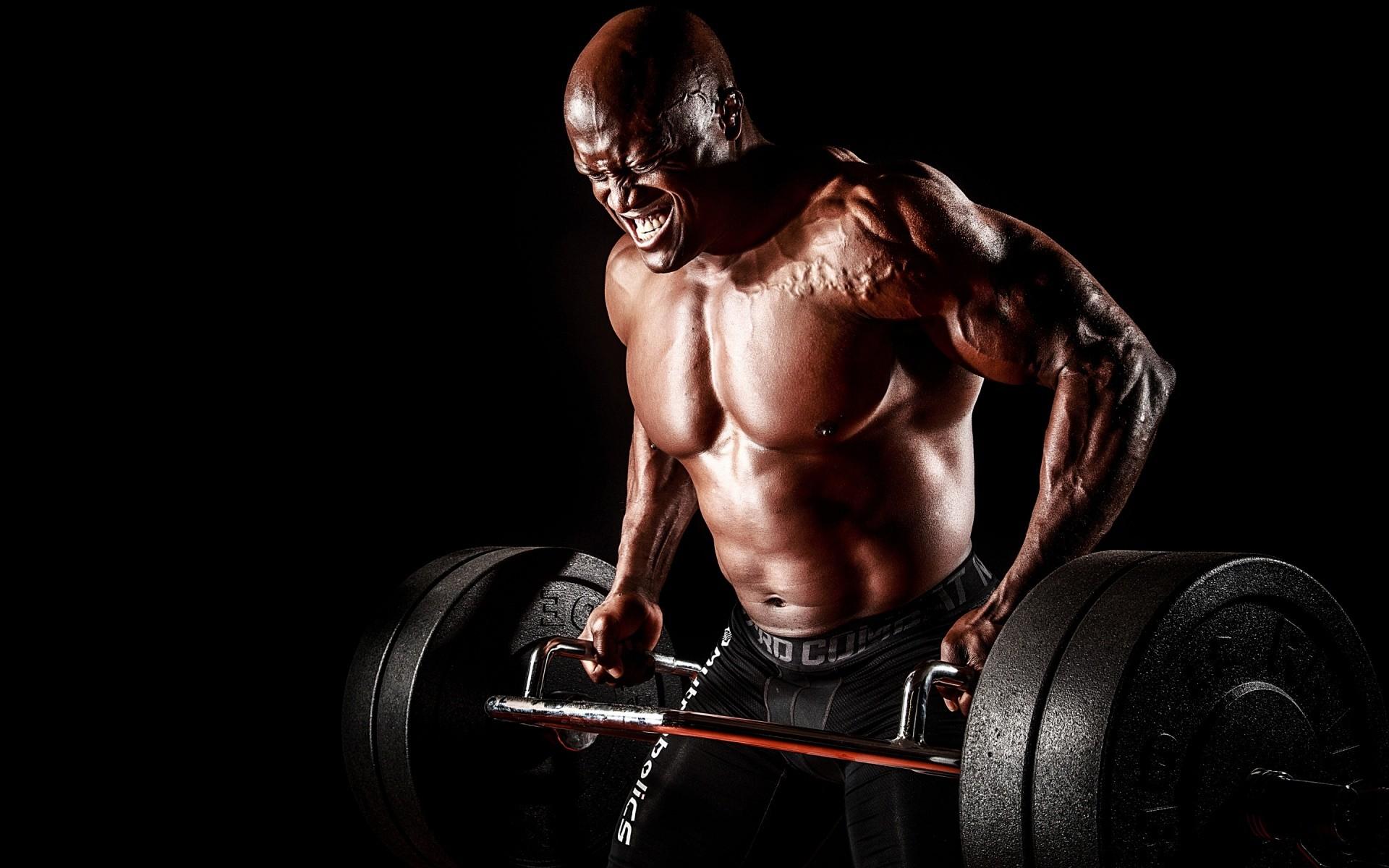 Bodybuilder Big Muscle Desktop Wallpaper Uploaded by 10Mantra