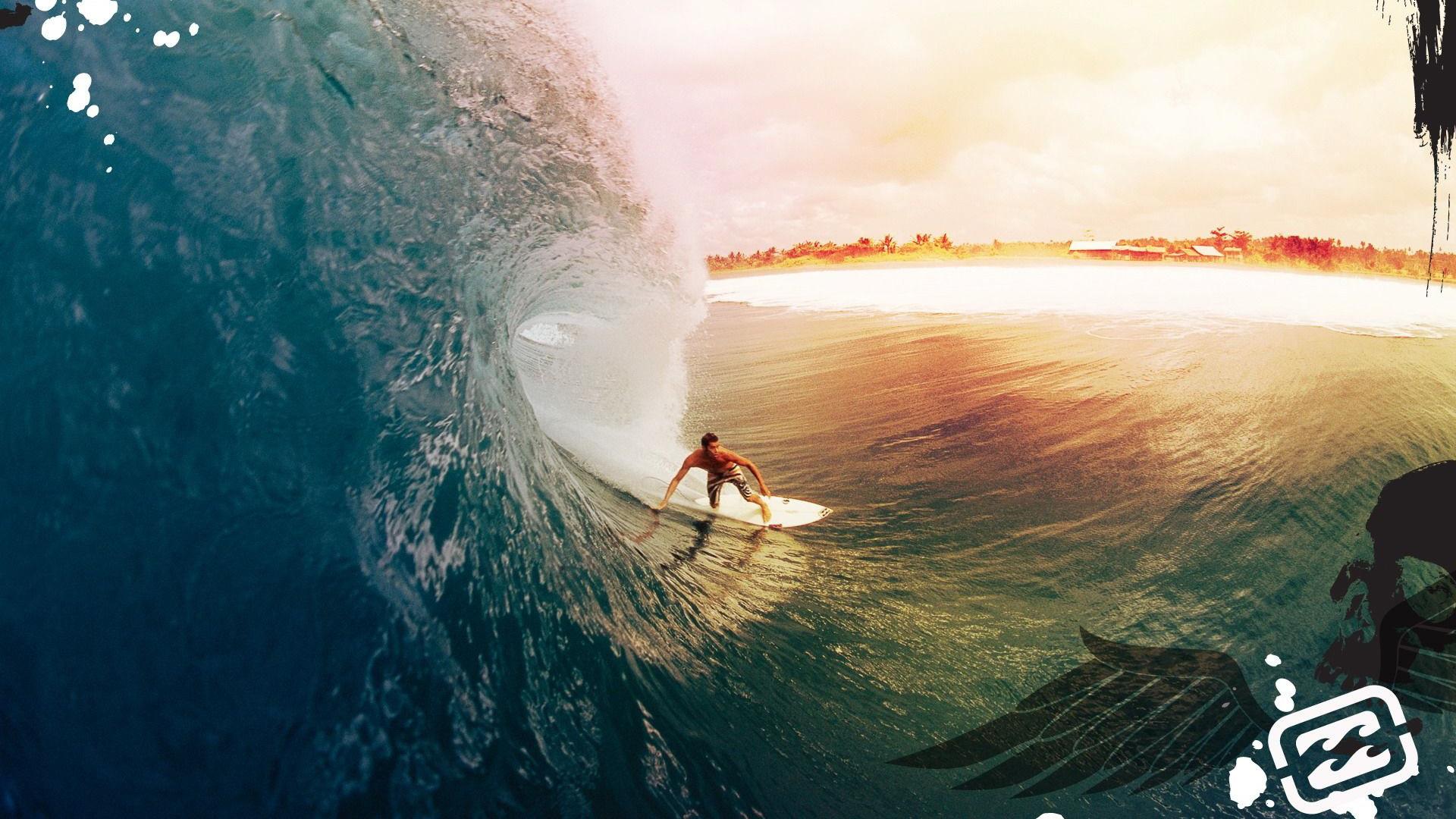 Surfer, surfing 1080p Full HD desktop background   Full HD Wallpapers .