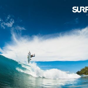 Surfing Wallpaper for Computer