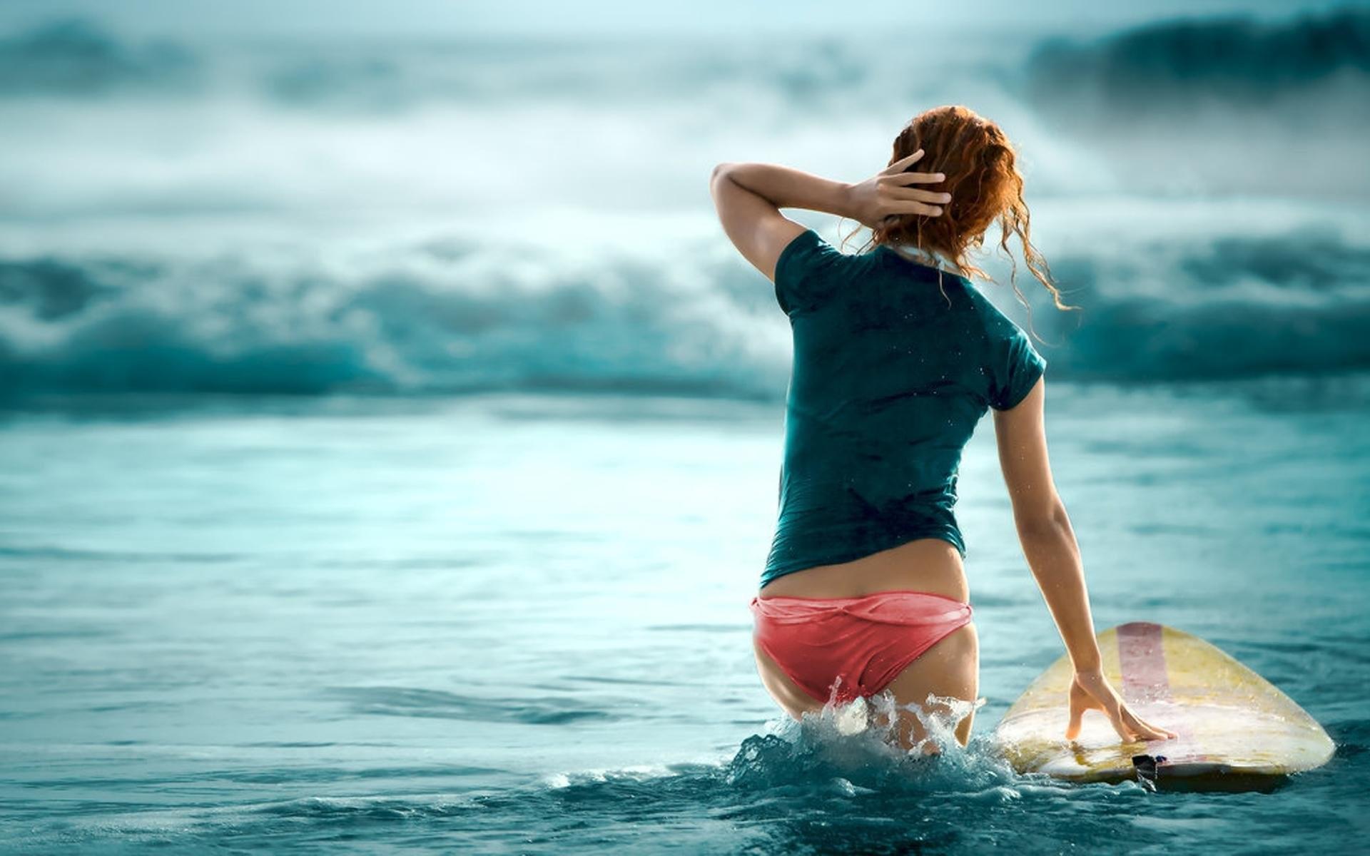 Surfing Girl HD Wallpaper 4 whb #SurfingGirlHDWallpaper #SurfingGirl # Surfing #Girls #babes #hotbabes #hotgirls #sexygirls #wallpapers  #hdwallpape…
