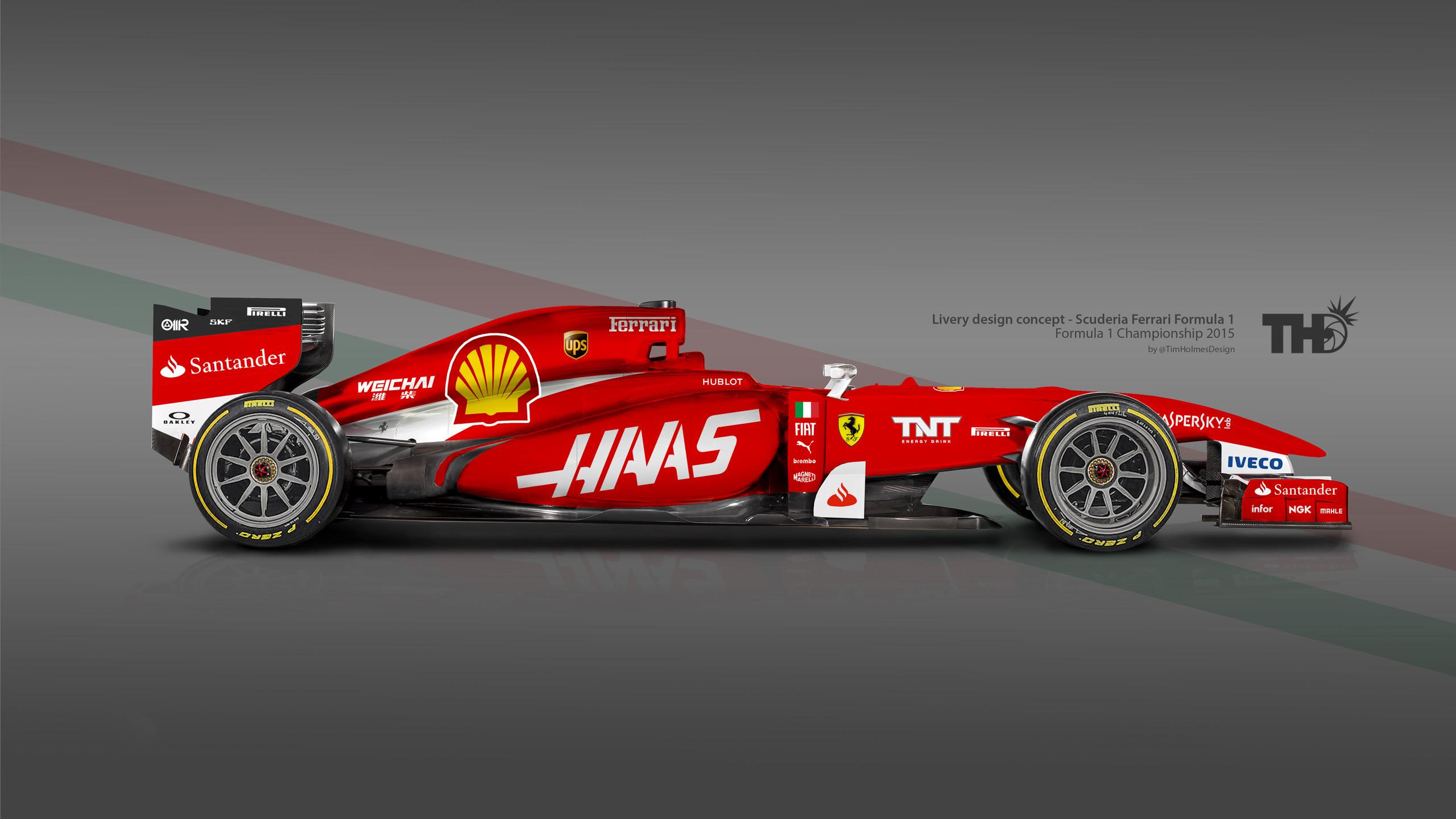 Ferrari Formula 1 2015