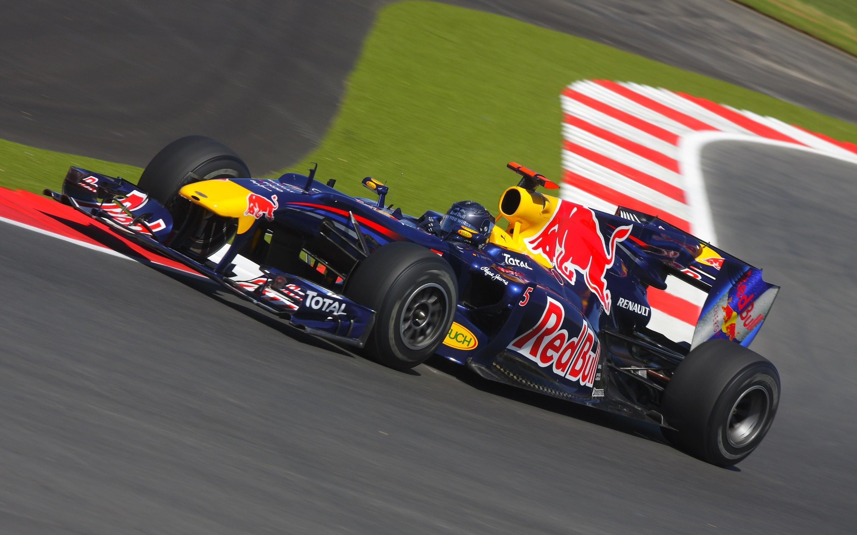 4K HD Wallpaper: Best of Formula 1 from Silverstone circuit – Sebastian  Vettel, Red Bull