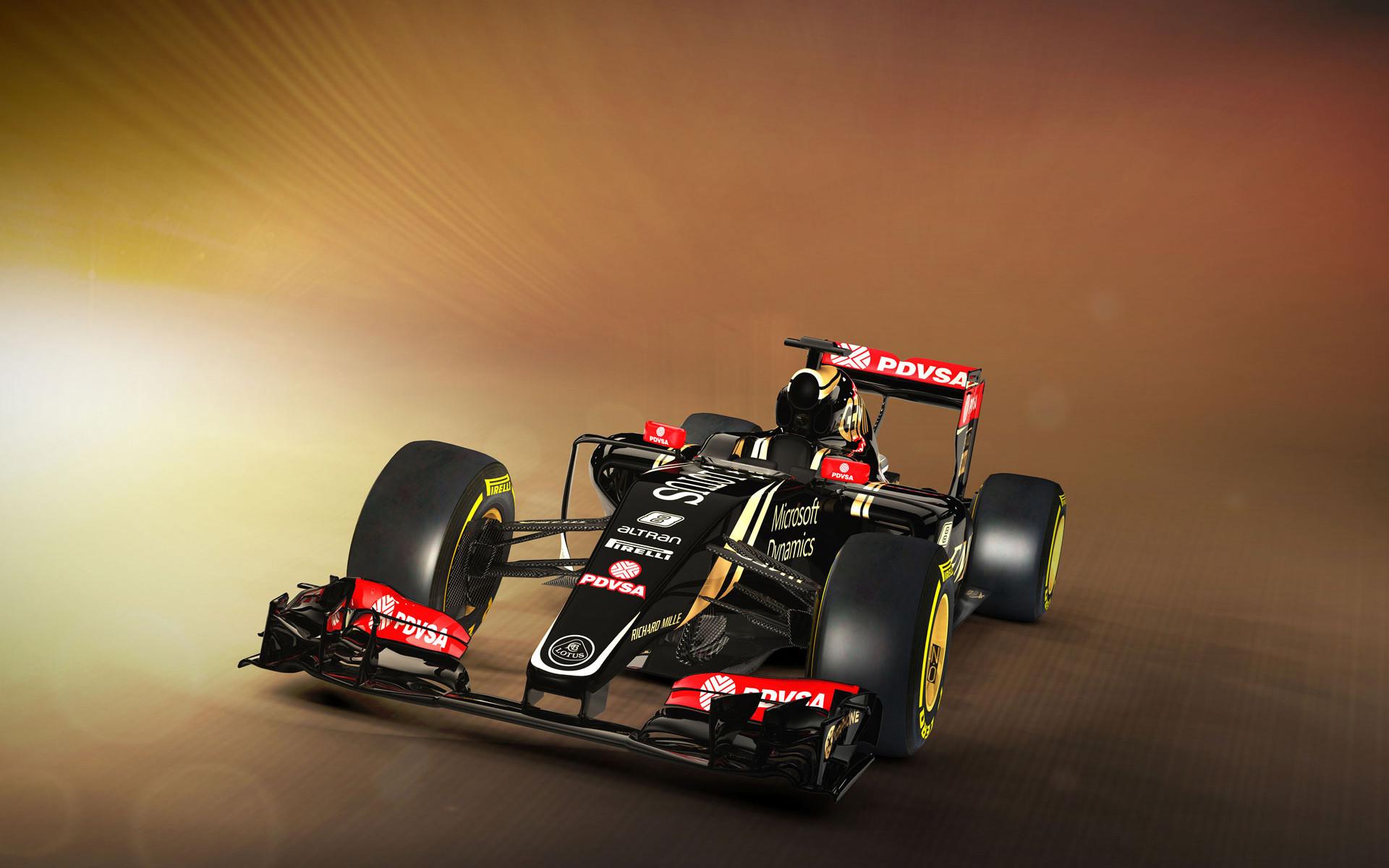 2015 Lotus E23 Formula 1
