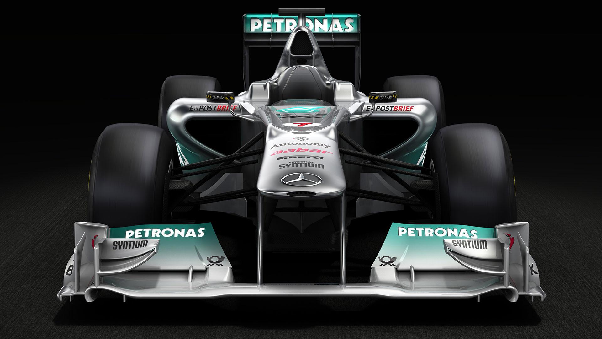 Mercedes W02 …