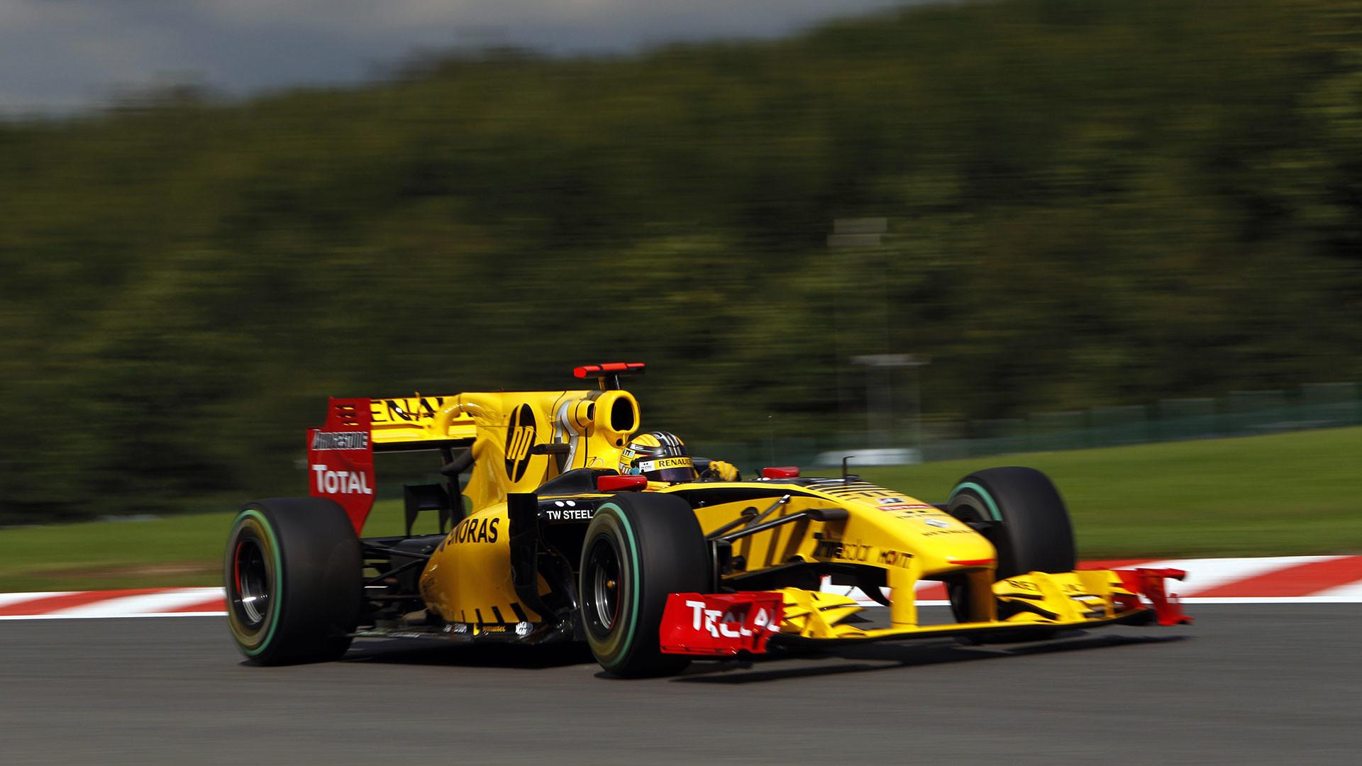 Robert Kubica, Renault R30 …