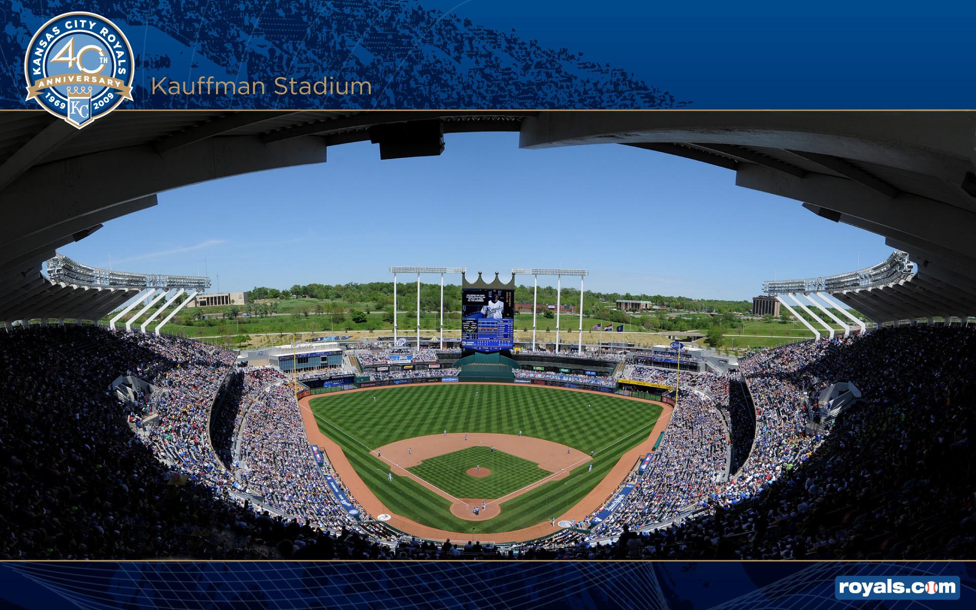 Kansas City Royals Baseball Team Stadium wallpaper https://deskbg.com/view