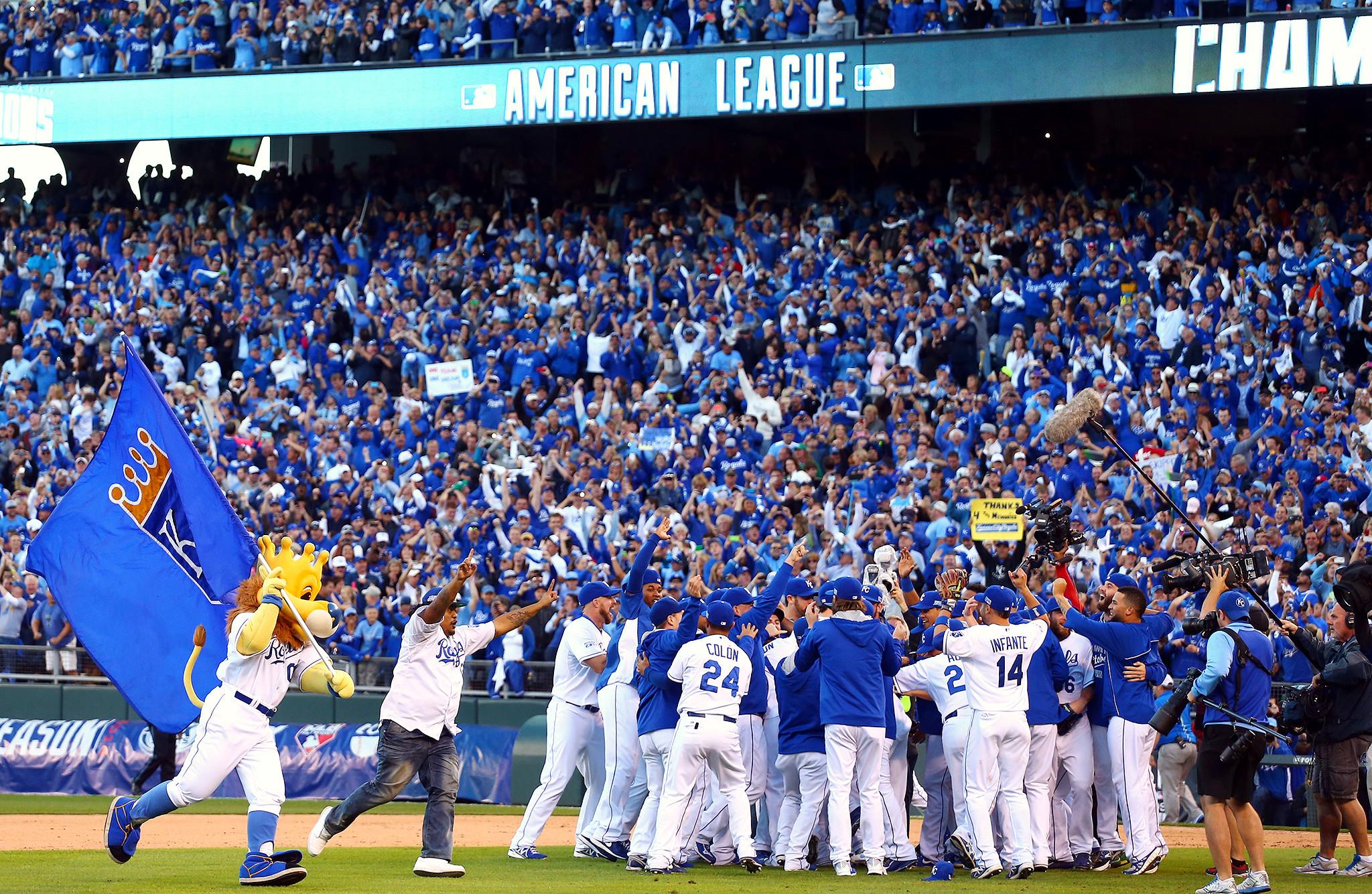 Royals Sweep Orioles – Kansas City Royals Postseason Moments – ESPN