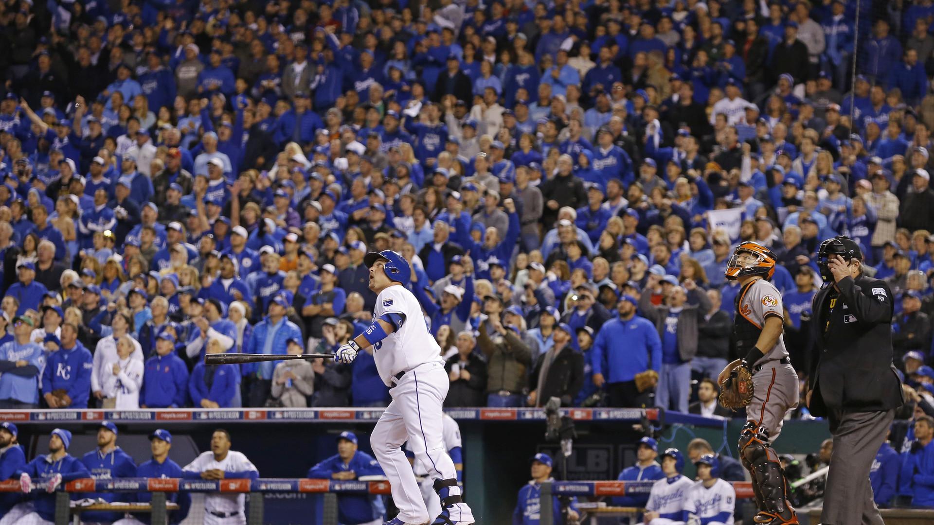 Sports, Mlb, Kansas City Royals Baseball Home Round, Baseball, Kansas City  Royals