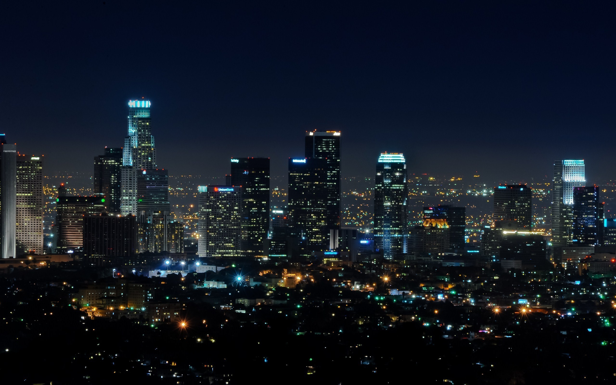 High Resolution Los Angeles City Wallpapers, Melisande Carnell