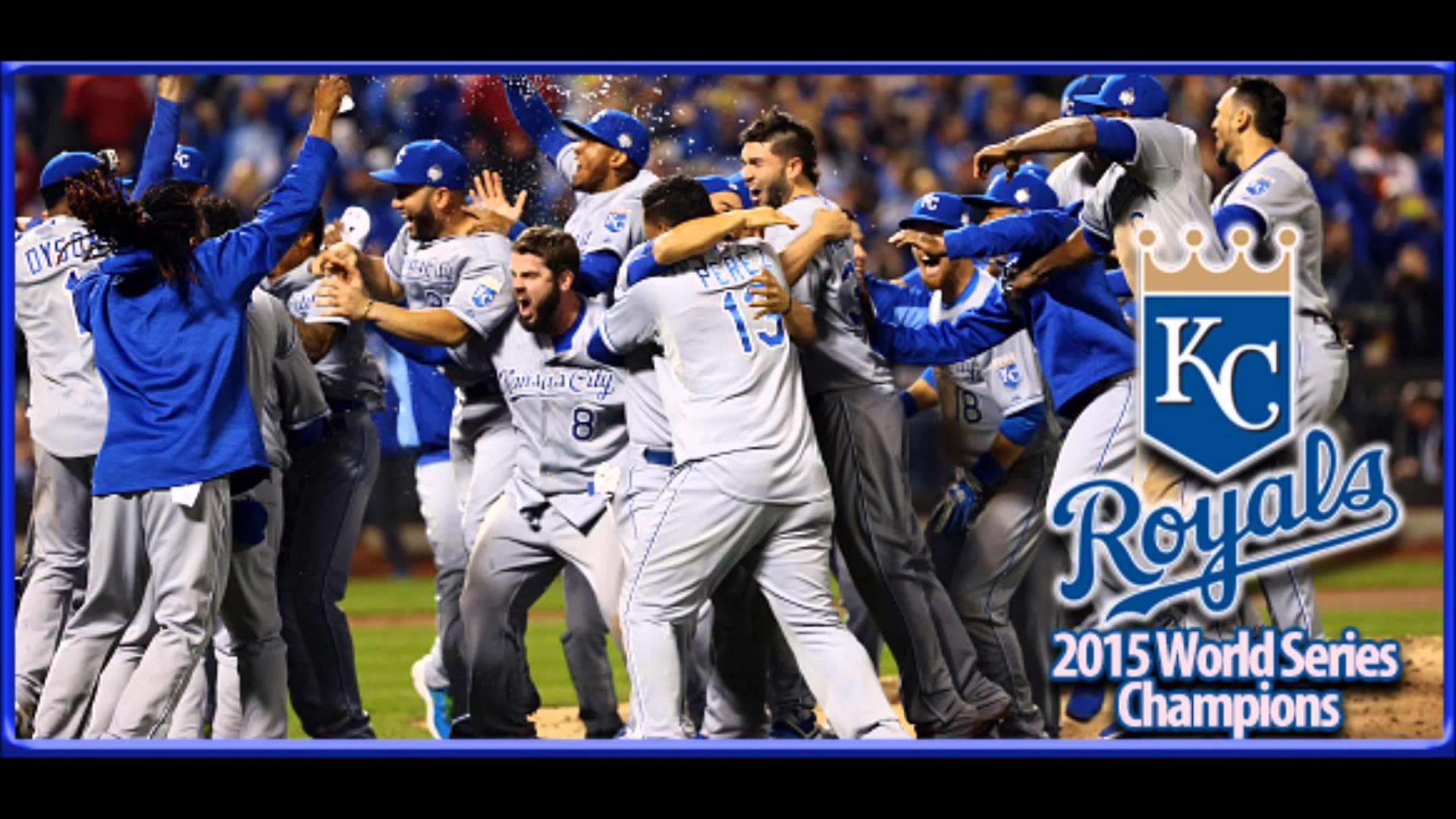 Rush Limbaugh celebrates the Kansas City Royals' World Series victory –  YouTube